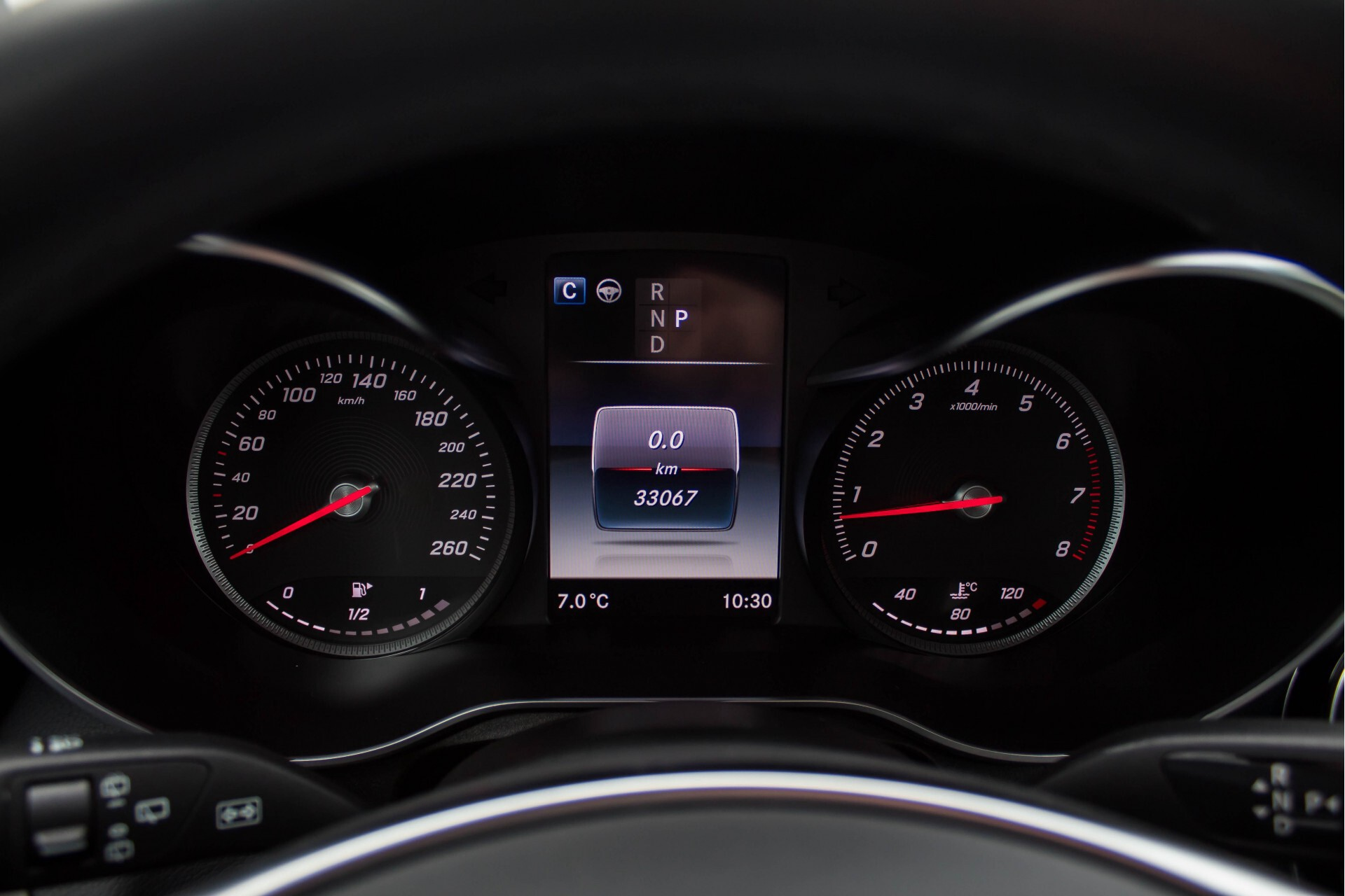 Mercedes-Benz GLC-Klasse 300 4-M AMG Panorama Distronic/Keyless/Burmester/Memory/Night Aut9 Foto 11