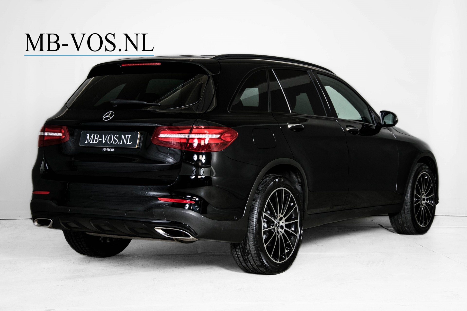 Mercedes-Benz GLC-Klasse 300 4-M AMG Panorama Distronic/Keyless/Burmester/Memory/Night Aut9 Foto 2