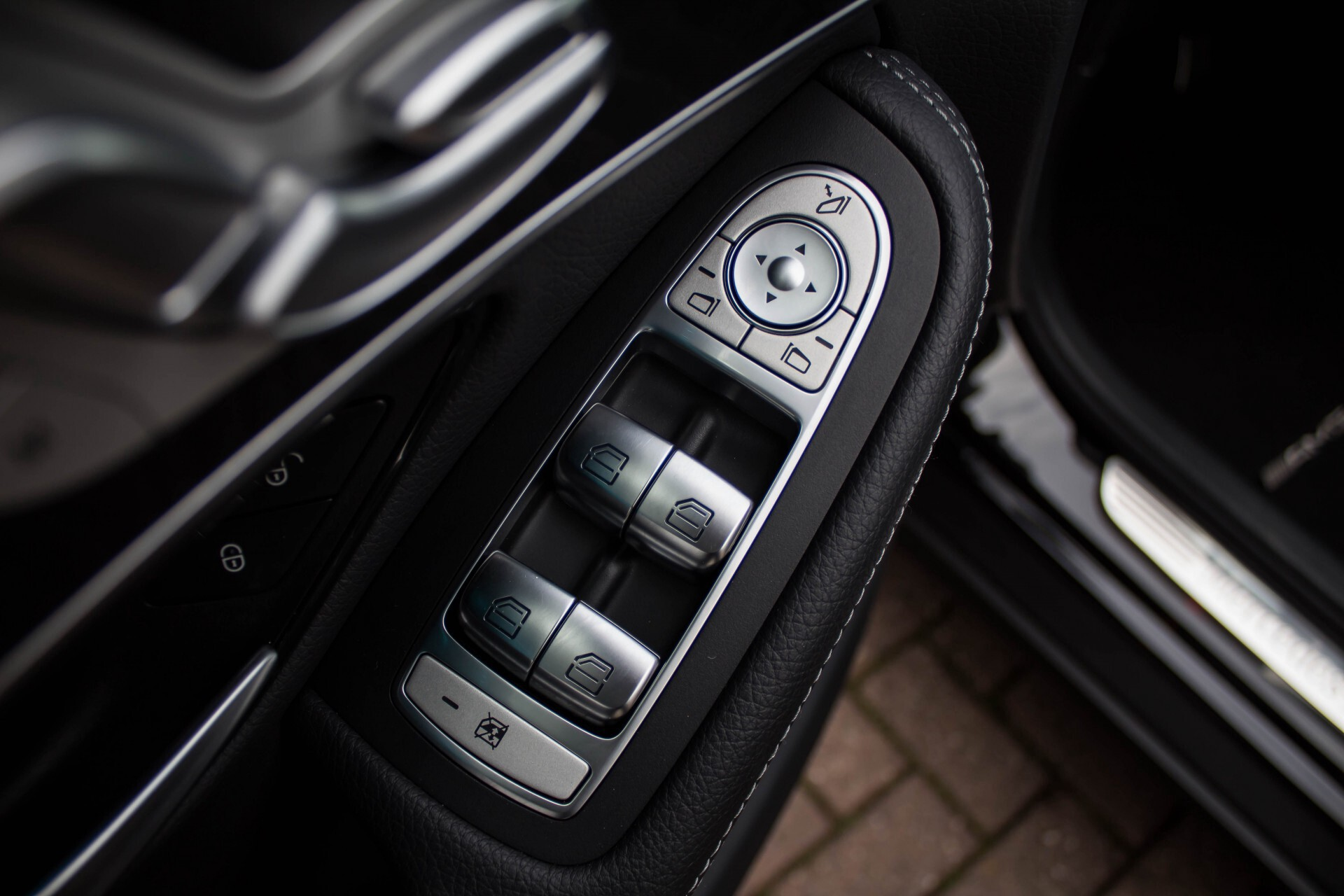 Mercedes-Benz GLC-Klasse 300 4-M AMG Panorama Distronic/Keyless/Burmester/Memory/Night Aut9 Foto 27
