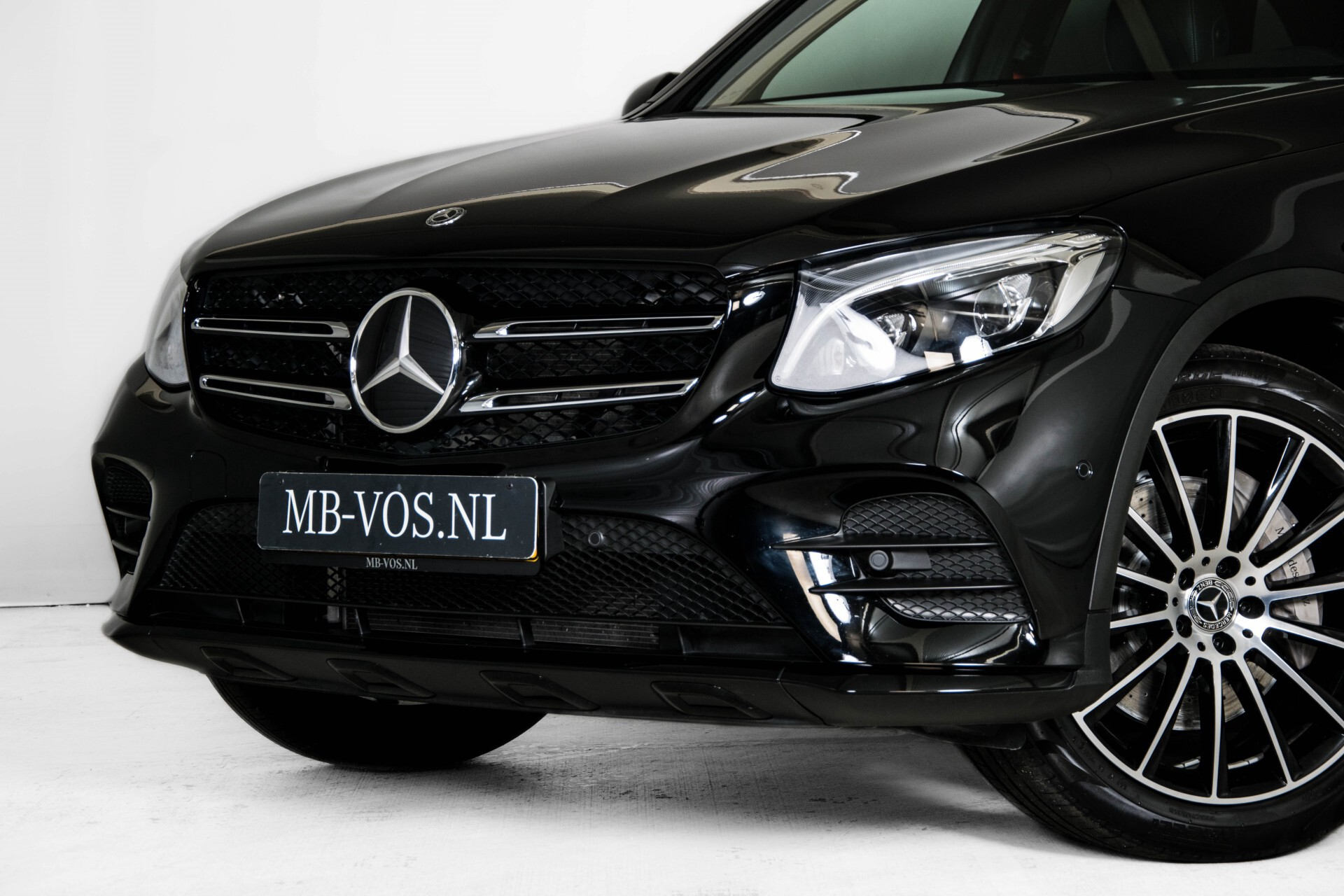 Mercedes-Benz GLC-Klasse 300 4-M AMG Panorama Distronic/Keyless/Burmester/Memory/Night Aut9 Foto 38