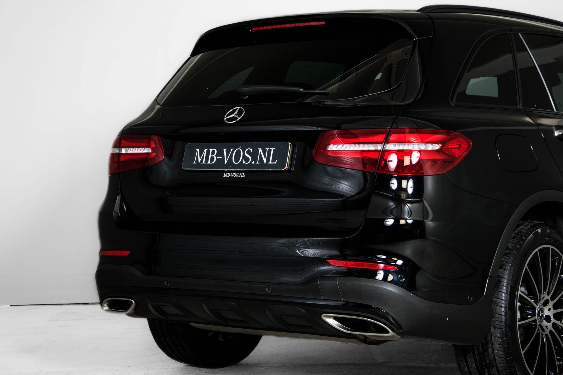 Mercedes-Benz GLC-Klasse 300 4-M AMG Panorama Distronic/Keyless/Burmester/Memory/Night Aut9 Foto 39