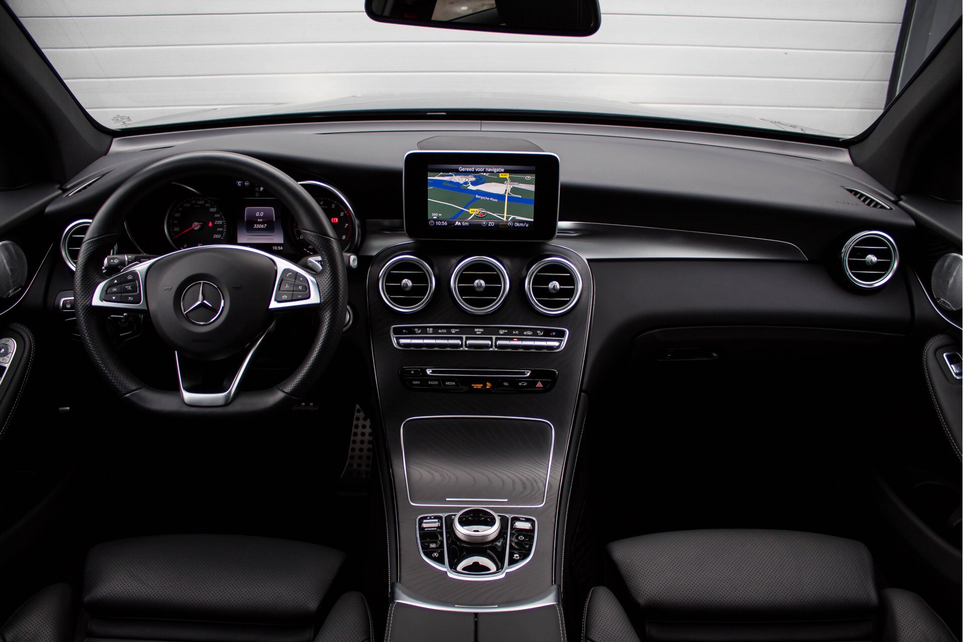 Mercedes-Benz GLC-Klasse 300 4-M AMG Panorama Distronic/Keyless/Burmester/Memory/Night Aut9 Foto 7