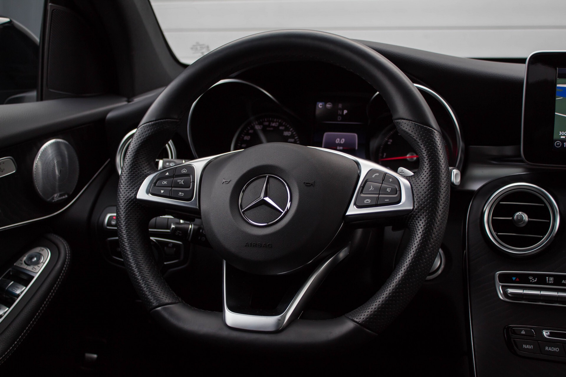 Mercedes-Benz GLC-Klasse 300 4-M AMG Panorama Distronic/Keyless/Burmester/Memory/Night Aut9 Foto 8