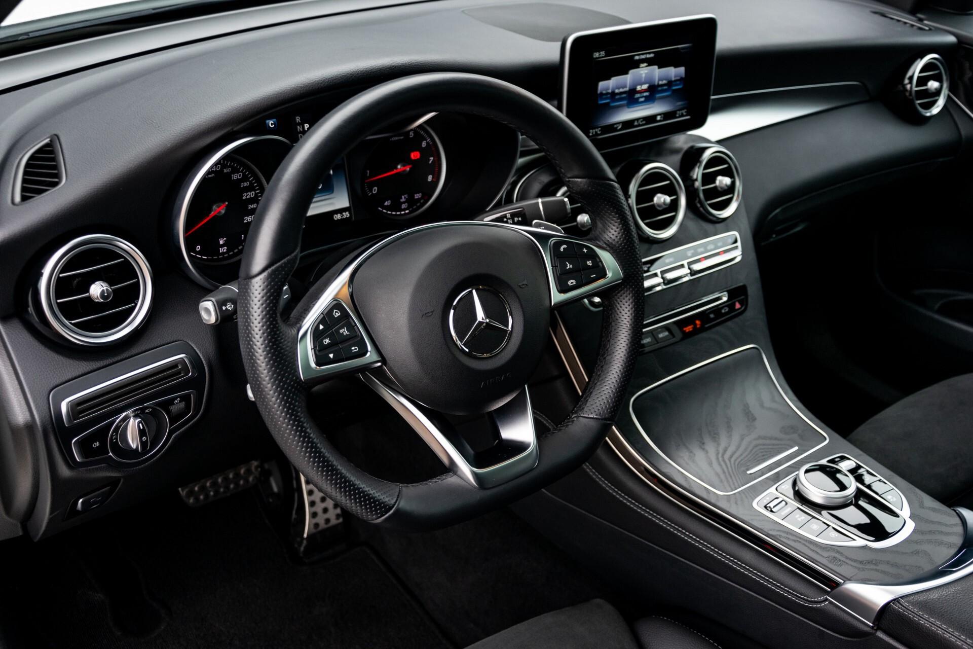 Mercedes-Benz GLC-Klasse 250 4-M AMG Night Panorama Burmester/Memory/DAB Aut9 Foto 16
