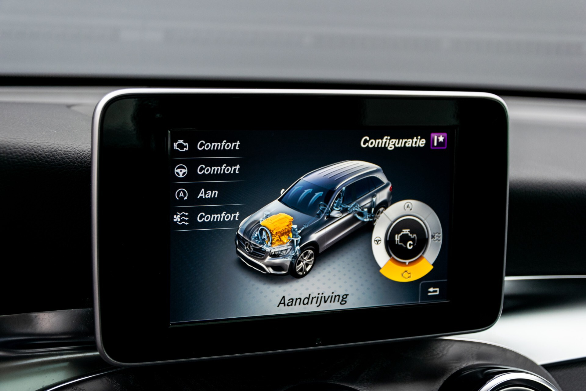 Mercedes-Benz GLC 250 4-M AMG Night Panorama Burmester/Memory/DAB Aut9 Foto 39