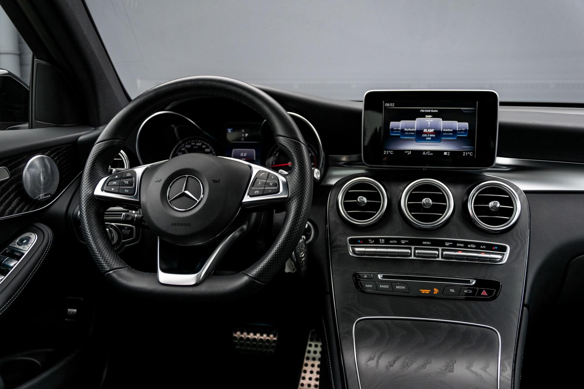 Mercedes-Benz GLC-Klasse 250 4-M AMG Night Panorama Burmester/Memory/DAB Aut9 Foto 6