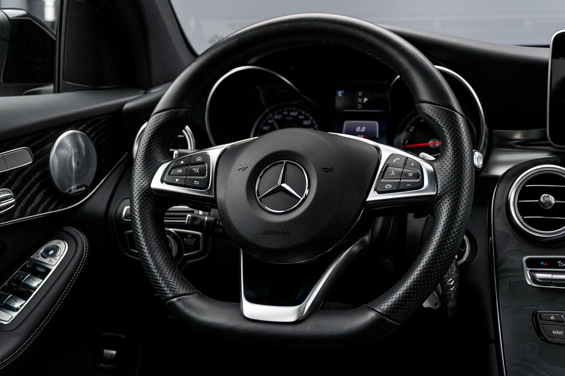 Mercedes-Benz GLC-Klasse 250 4-M AMG Night Panorama Burmester/Memory/DAB Aut9 Foto 7