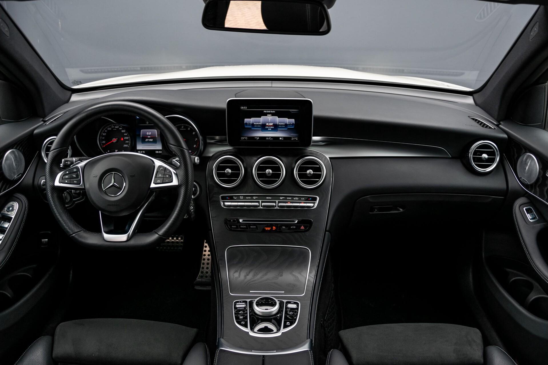 Mercedes-Benz GLC-Klasse 250 4-M AMG Night Panorama Burmester/Memory/DAB Aut9 Foto 8