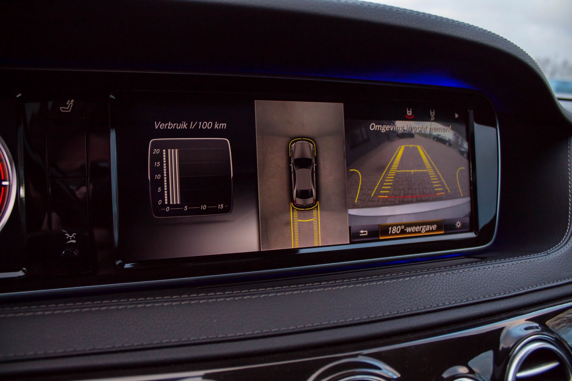 Mercedes-Benz S-Klasse 350 BlueTEC 63 AMG Panorama/Distronic/Keyless/Massage/Burmester Aut7 Foto 10