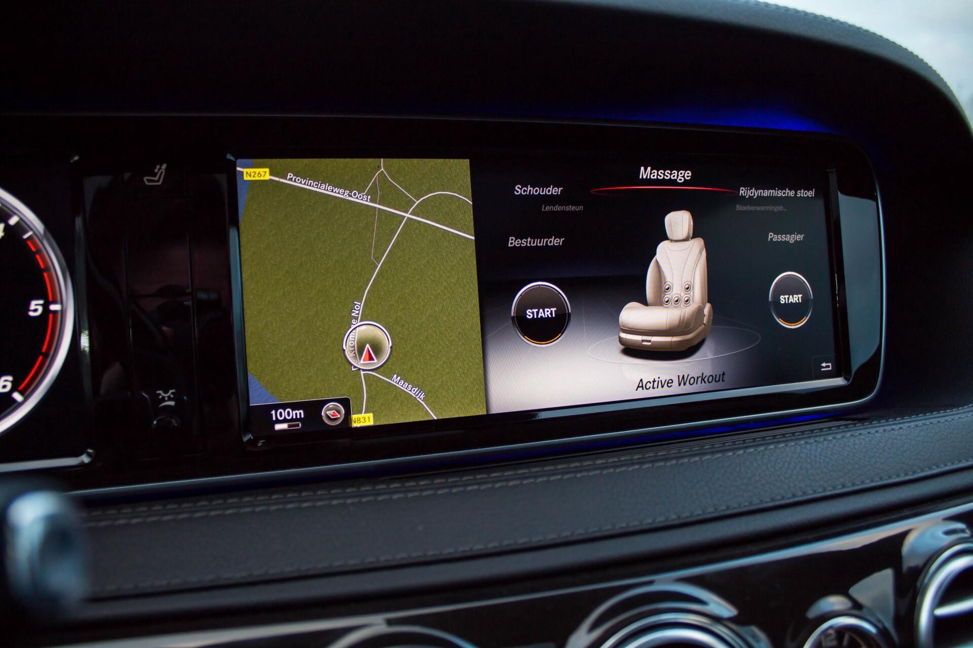 Mercedes-Benz S-Klasse 350 BlueTEC 63 AMG Panorama/Distronic/Keyless/Massage/Burmester Aut7 Foto 11