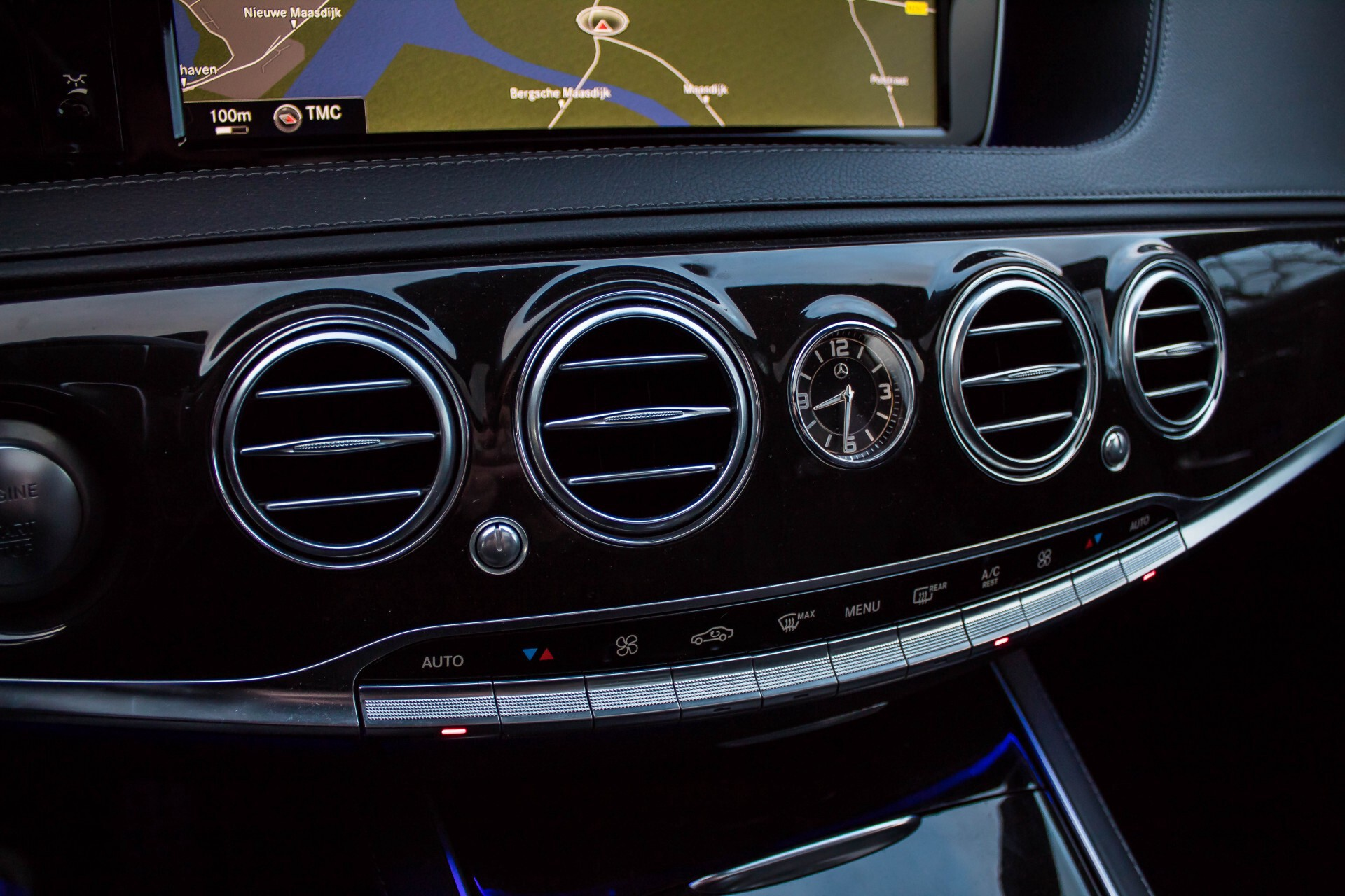 Mercedes-Benz S-Klasse 350 BlueTEC 63 AMG Panorama/Distronic/Keyless/Massage/Burmester Aut7 Foto 12