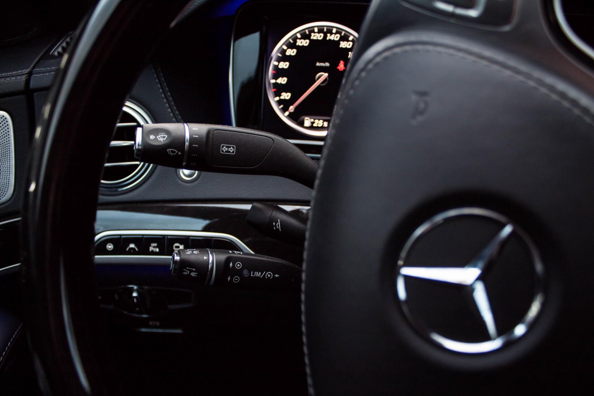 Mercedes-Benz S-Klasse 350 BlueTEC 63 AMG Panorama/Distronic/Keyless/Massage/Burmester Aut7 Foto 14