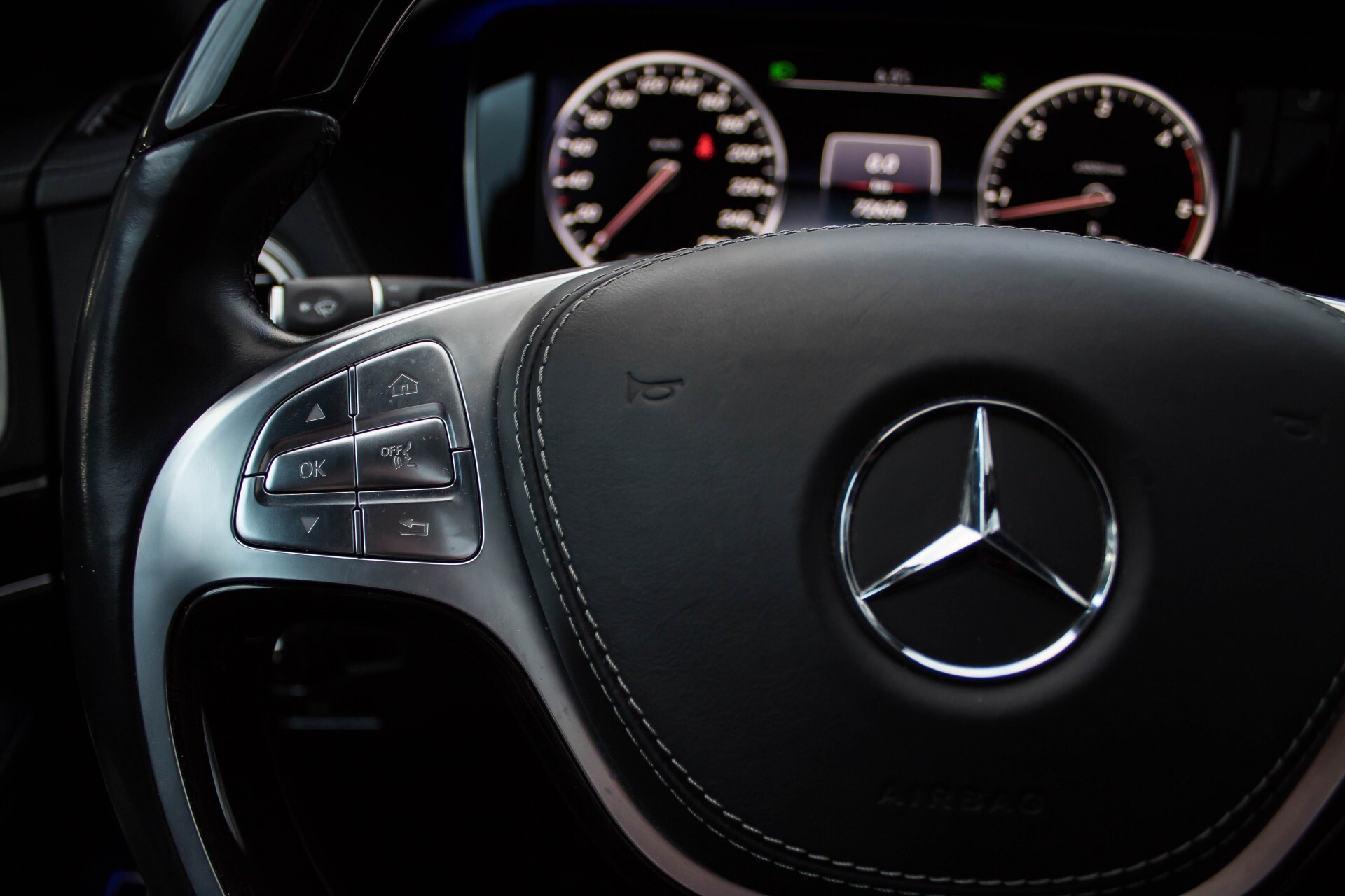Mercedes-Benz S-Klasse 350 BlueTEC 63 AMG Panorama/Distronic/Keyless/Massage/Burmester Aut7 Foto 15