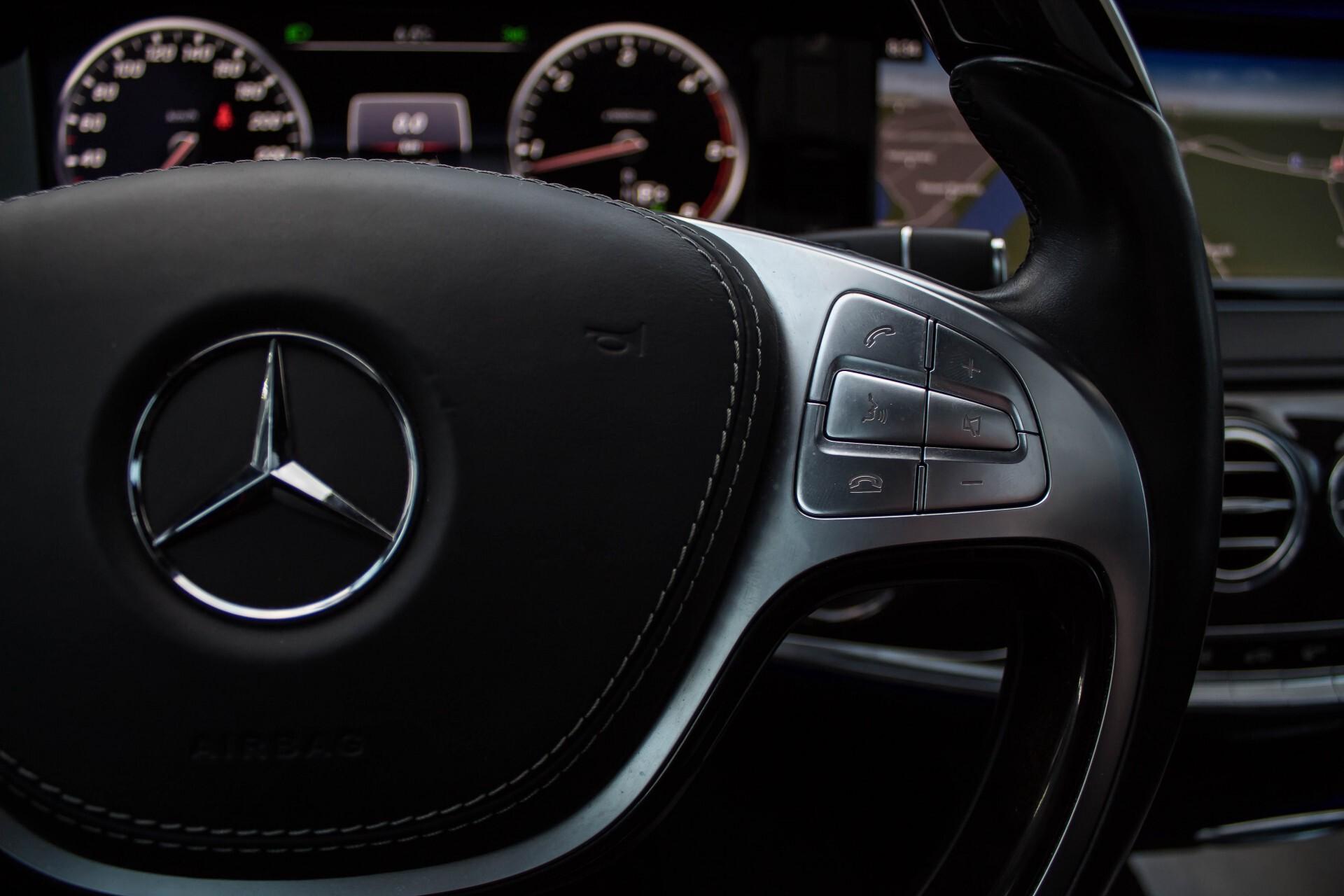 Mercedes-Benz S-Klasse 350 BlueTEC 63 AMG Panorama/Distronic/Keyless/Massage/Burmester Aut7 Foto 17