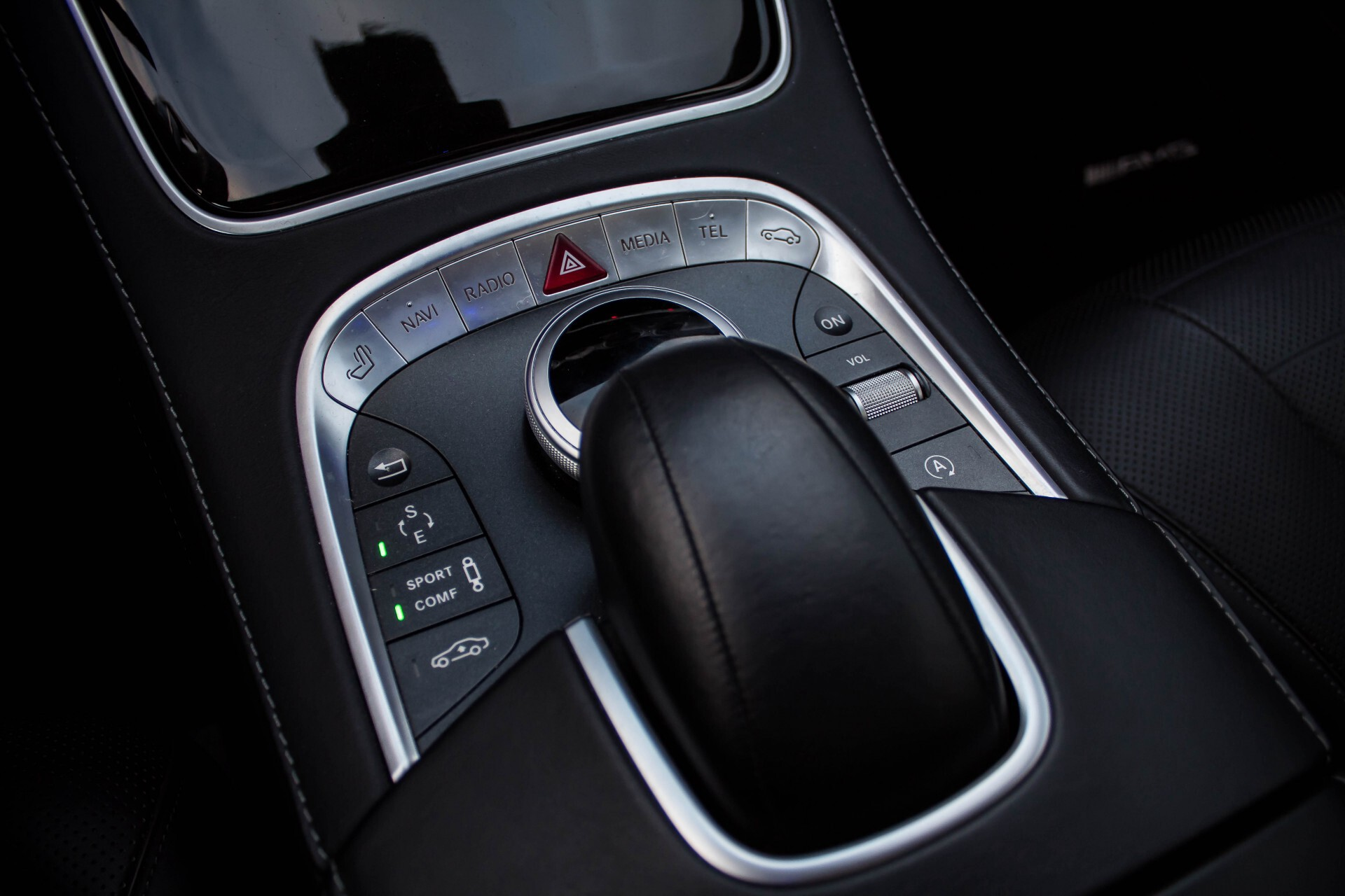 Mercedes-Benz S-Klasse 350 BlueTEC 63 AMG Panorama/Distronic/Keyless/Massage/Burmester Aut7 Foto 19