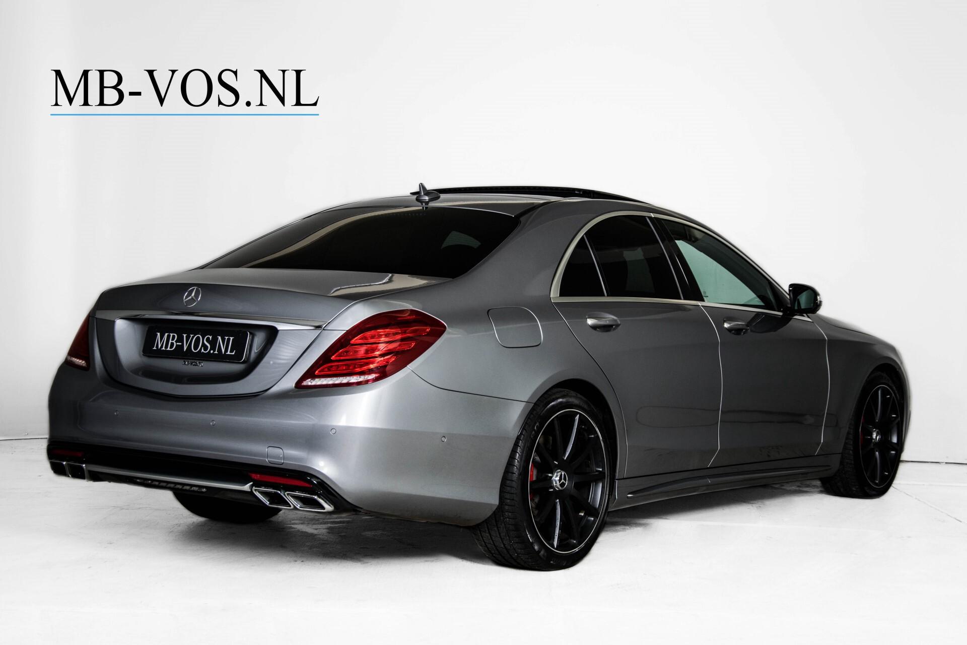 Mercedes-Benz S-Klasse 350 BlueTEC 63 AMG Panorama/Distronic/Keyless/Massage/Burmester Aut7 Foto 2