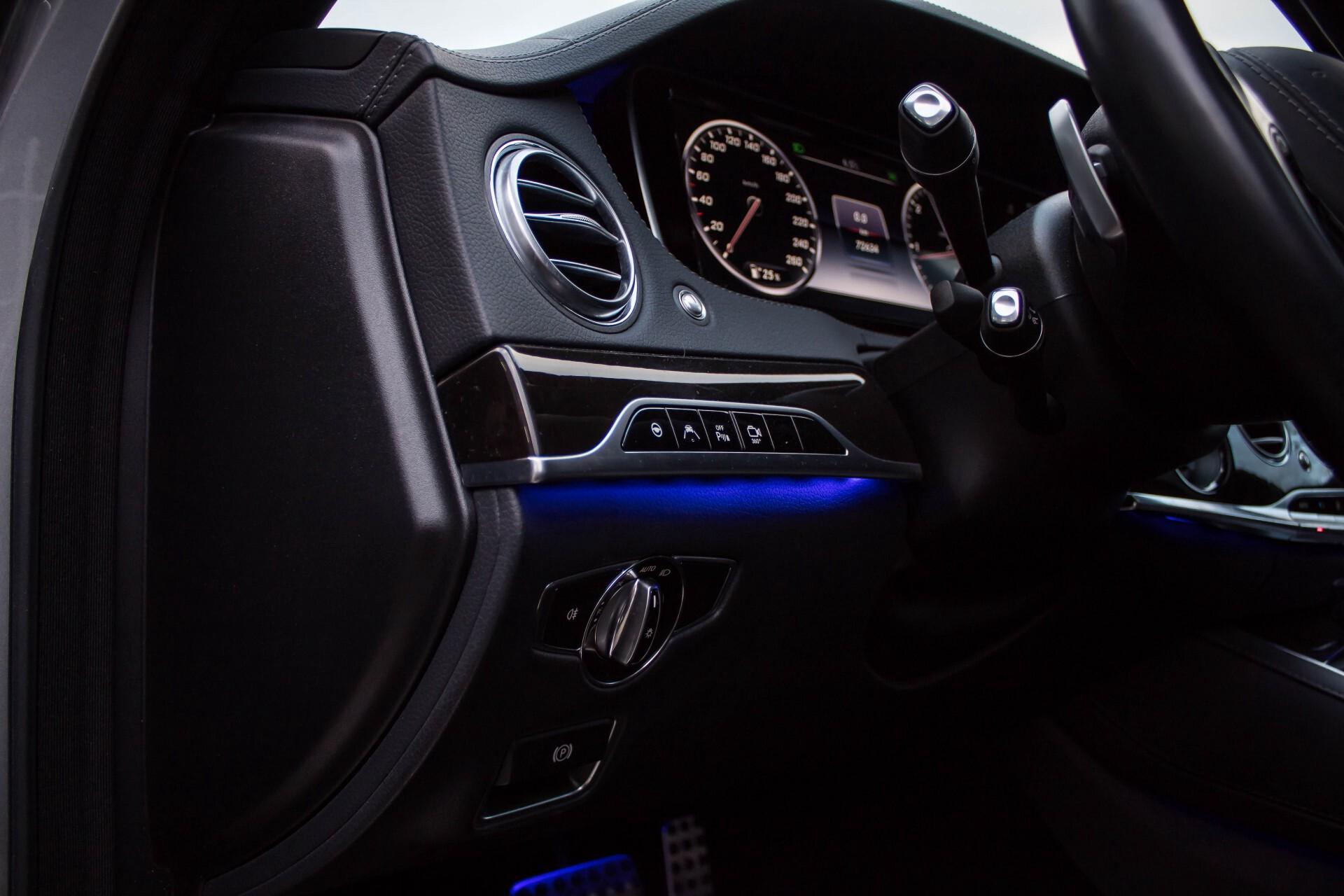 Mercedes-Benz S-Klasse 350 BlueTEC 63 AMG Panorama/Distronic/Keyless/Massage/Burmester Aut7 Foto 23