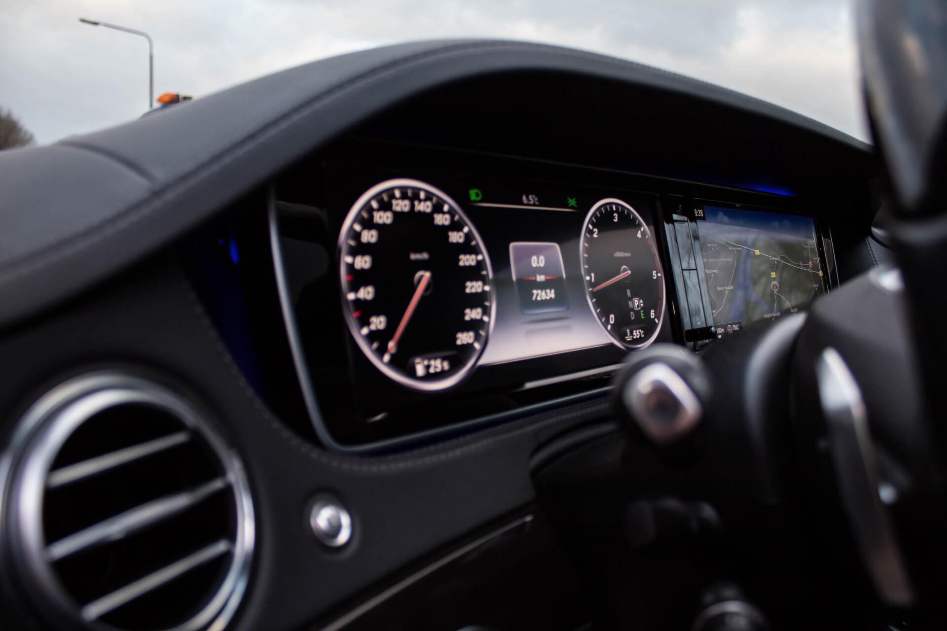 Mercedes-Benz S-Klasse 350 BlueTEC 63 AMG Panorama/Distronic/Keyless/Massage/Burmester Aut7 Foto 25