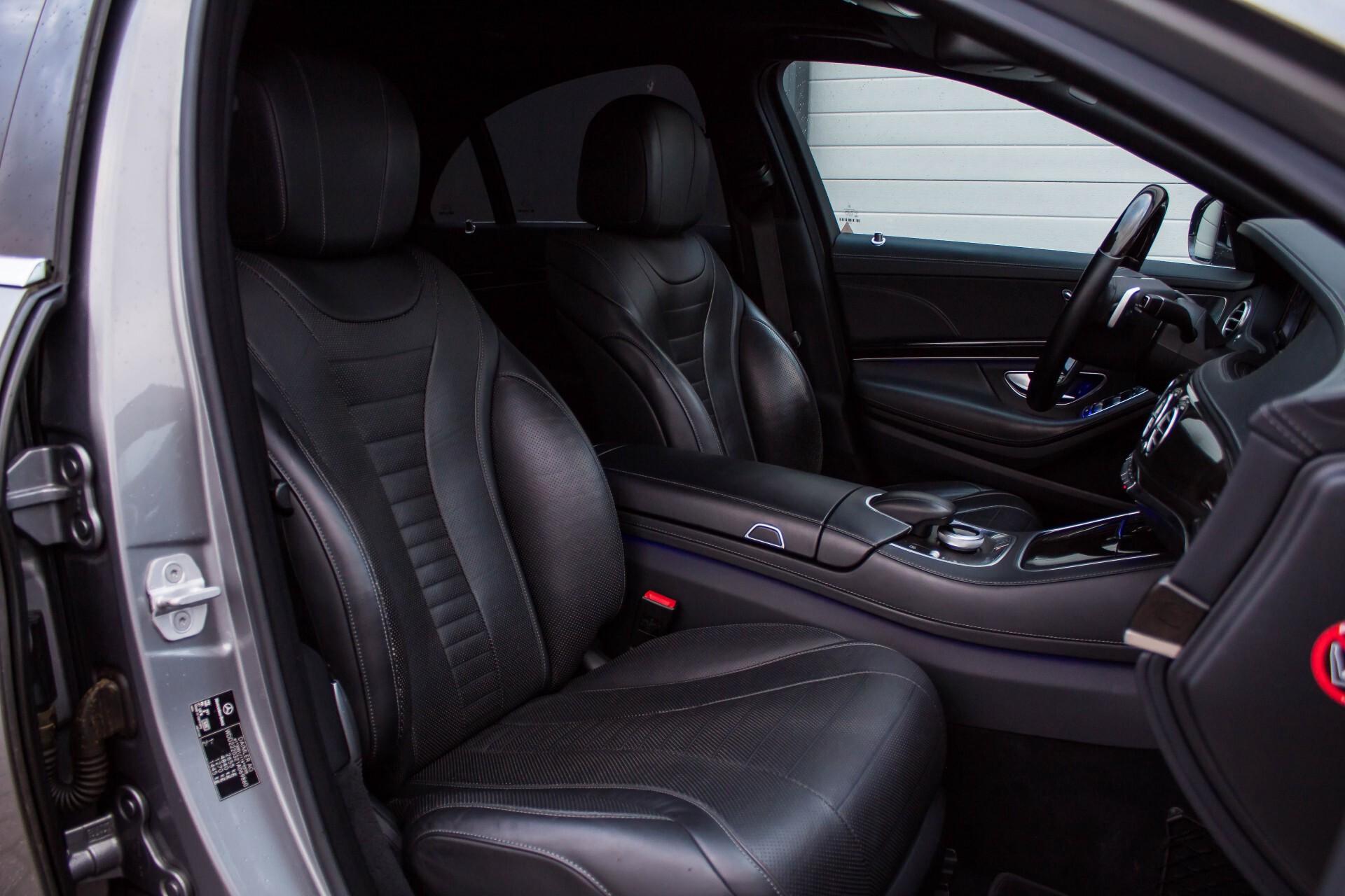 Mercedes-Benz S-Klasse 350 BlueTEC 63 AMG Panorama/Distronic/Keyless/Massage/Burmester Aut7 Foto 3