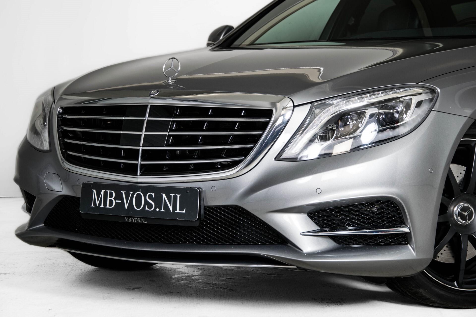 Mercedes-Benz S-Klasse 350 BlueTEC 63 AMG Panorama/Distronic/Keyless/Massage/Burmester Aut7 Foto 40