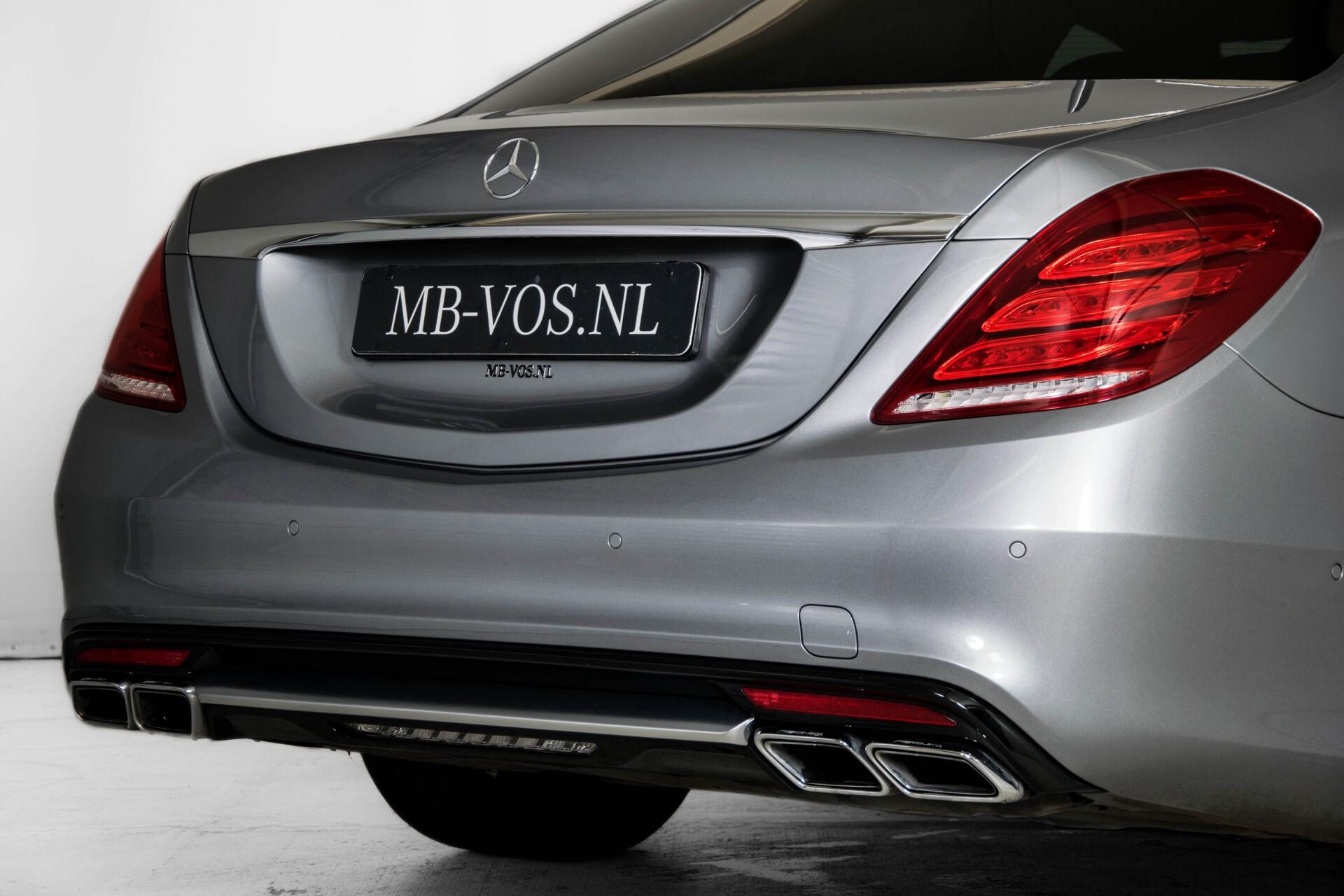 Mercedes-Benz S-Klasse 350 BlueTEC 63 AMG Panorama/Distronic/Keyless/Massage/Burmester Aut7 Foto 41