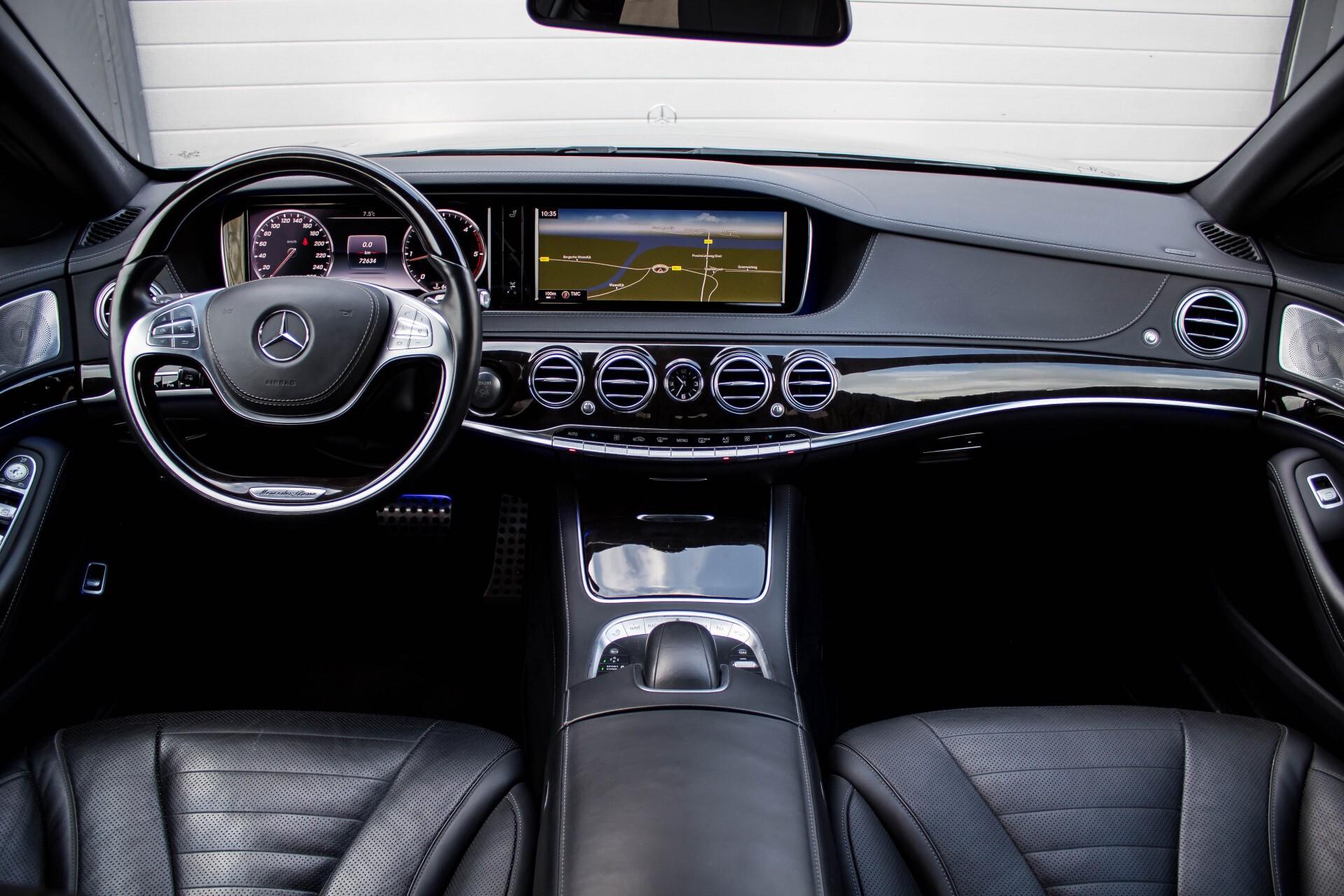 Mercedes-Benz S-Klasse 350 BlueTEC 63 AMG Panorama/Distronic/Keyless/Massage/Burmester Aut7 Foto 6