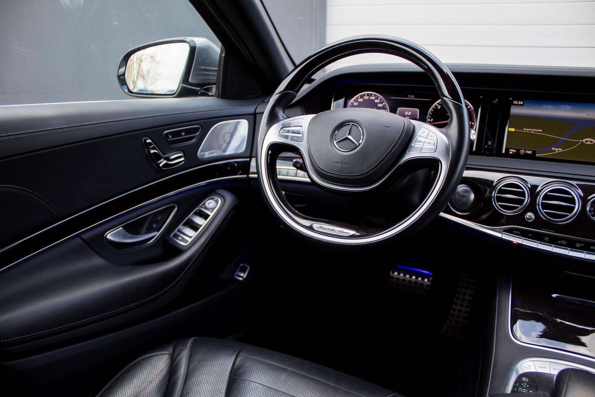 Mercedes-Benz S-Klasse 350 BlueTEC 63 AMG Panorama/Distronic/Keyless/Massage/Burmester Aut7 Foto 7
