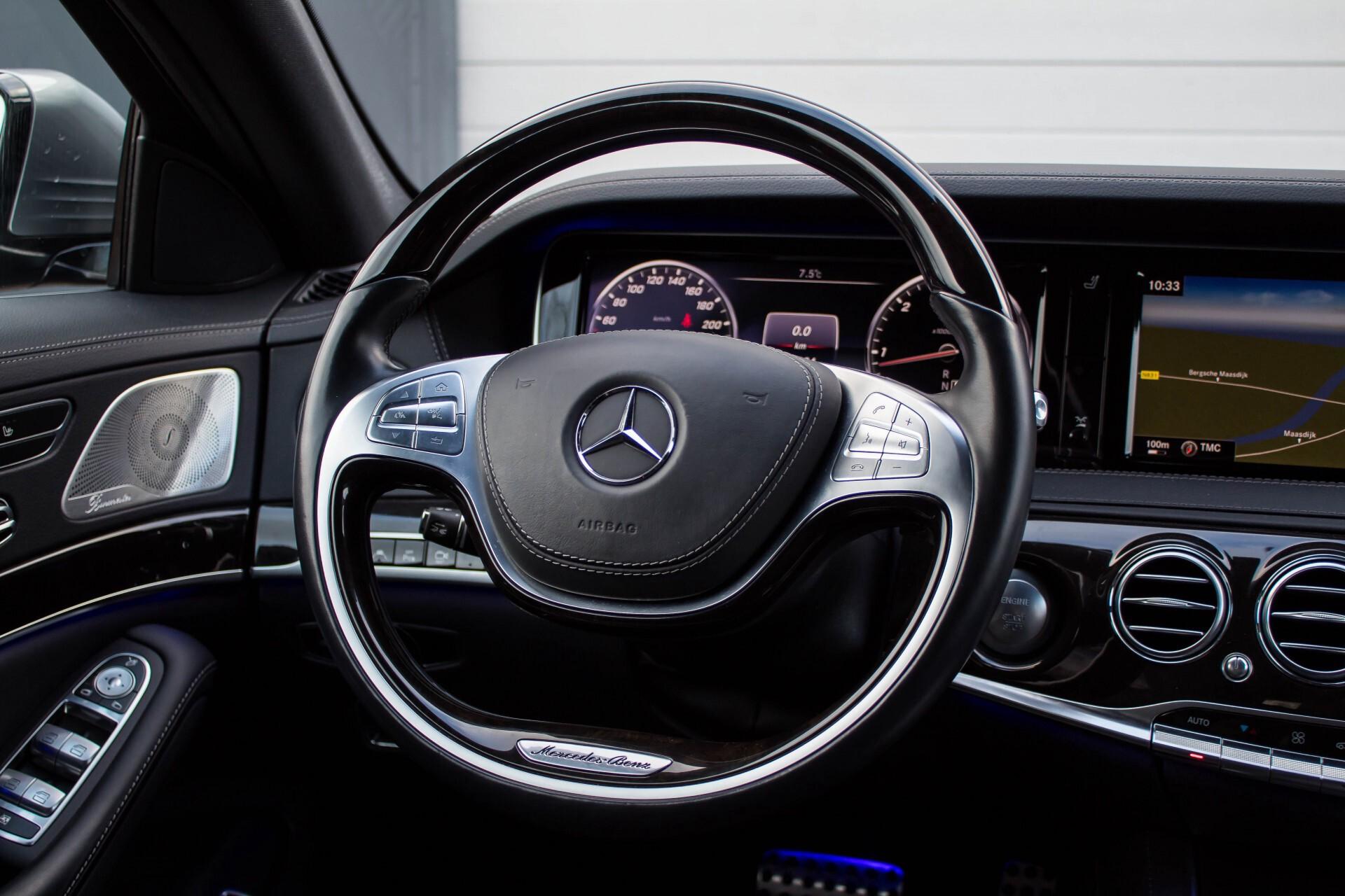 Mercedes-Benz S-Klasse 350 BlueTEC 63 AMG Panorama/Distronic/Keyless/Massage/Burmester Aut7 Foto 8