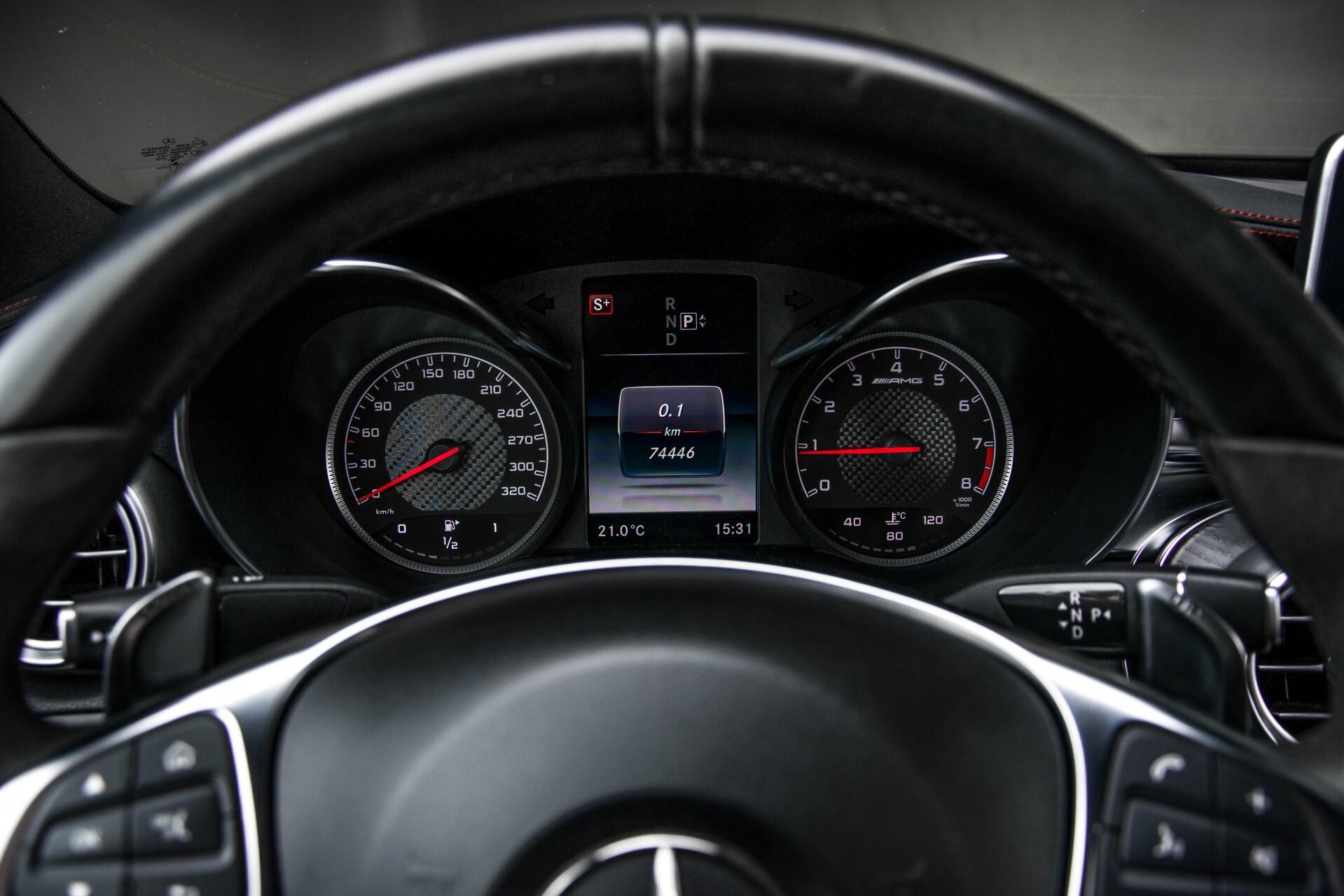 Mercedes-Benz C-Klasse 63 AMG Panorama Nappa/Spoorpakket/Camera/Performance stuur Aut7 Foto 12