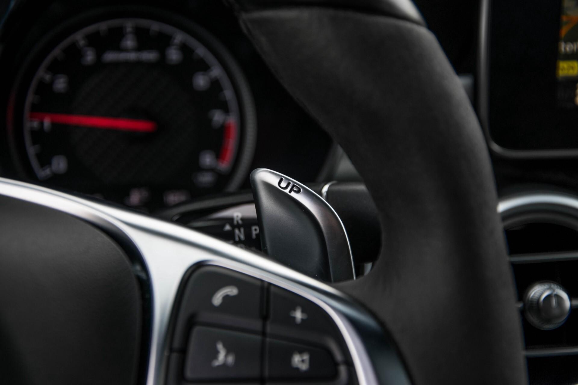 Mercedes-Benz C-Klasse 63 AMG Panorama Nappa/Spoorpakket/Camera/Performance stuur Aut7 Foto 13