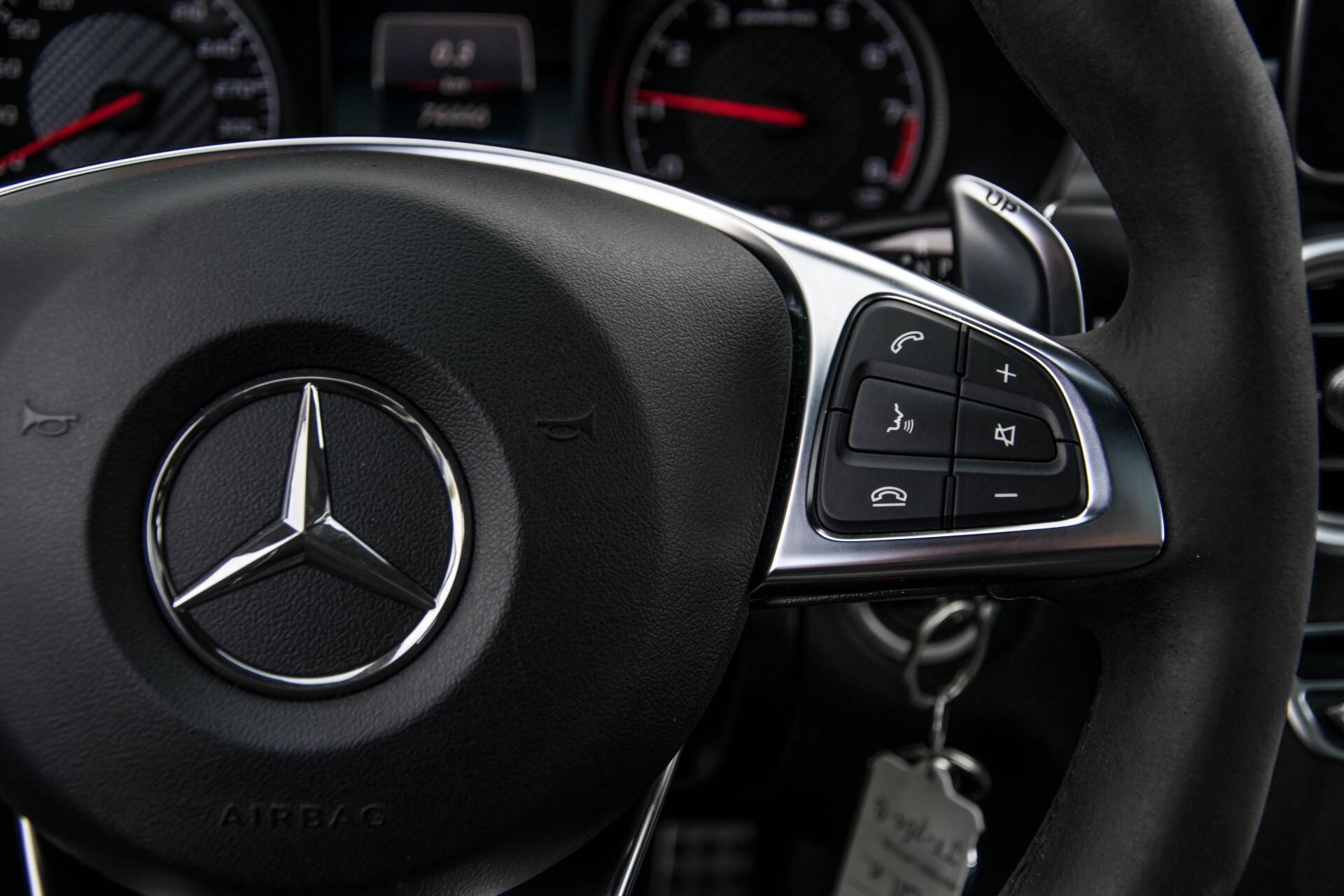 Mercedes-Benz C-Klasse 63 AMG Panorama Nappa/Spoorpakket/Camera/Performance stuur Aut7 Foto 15