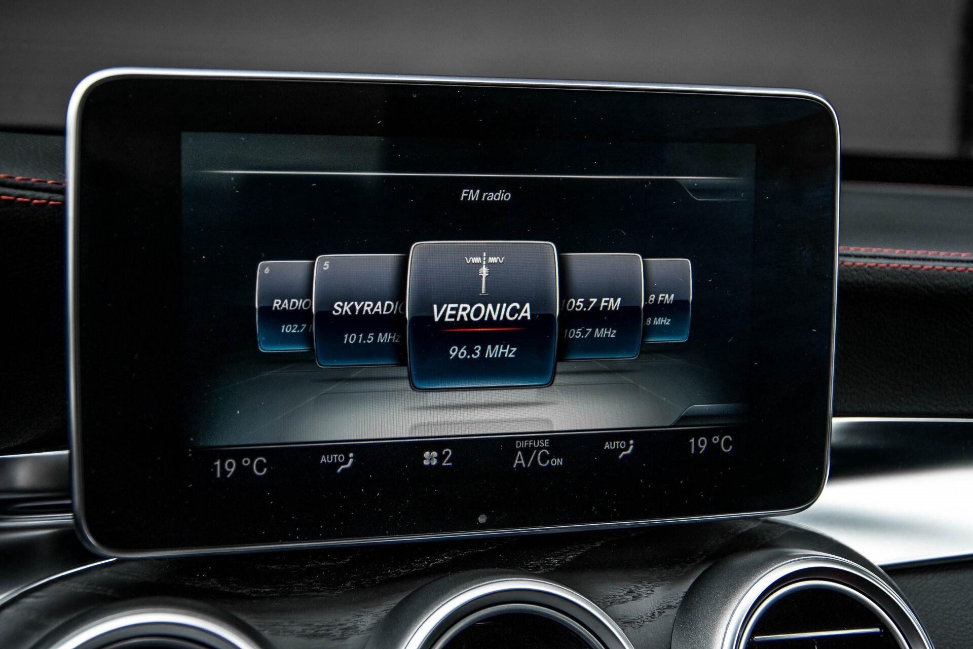 Mercedes-Benz C-Klasse 63 AMG Panorama Nappa/Spoorpakket/Camera/Performance stuur Aut7 Foto 16
