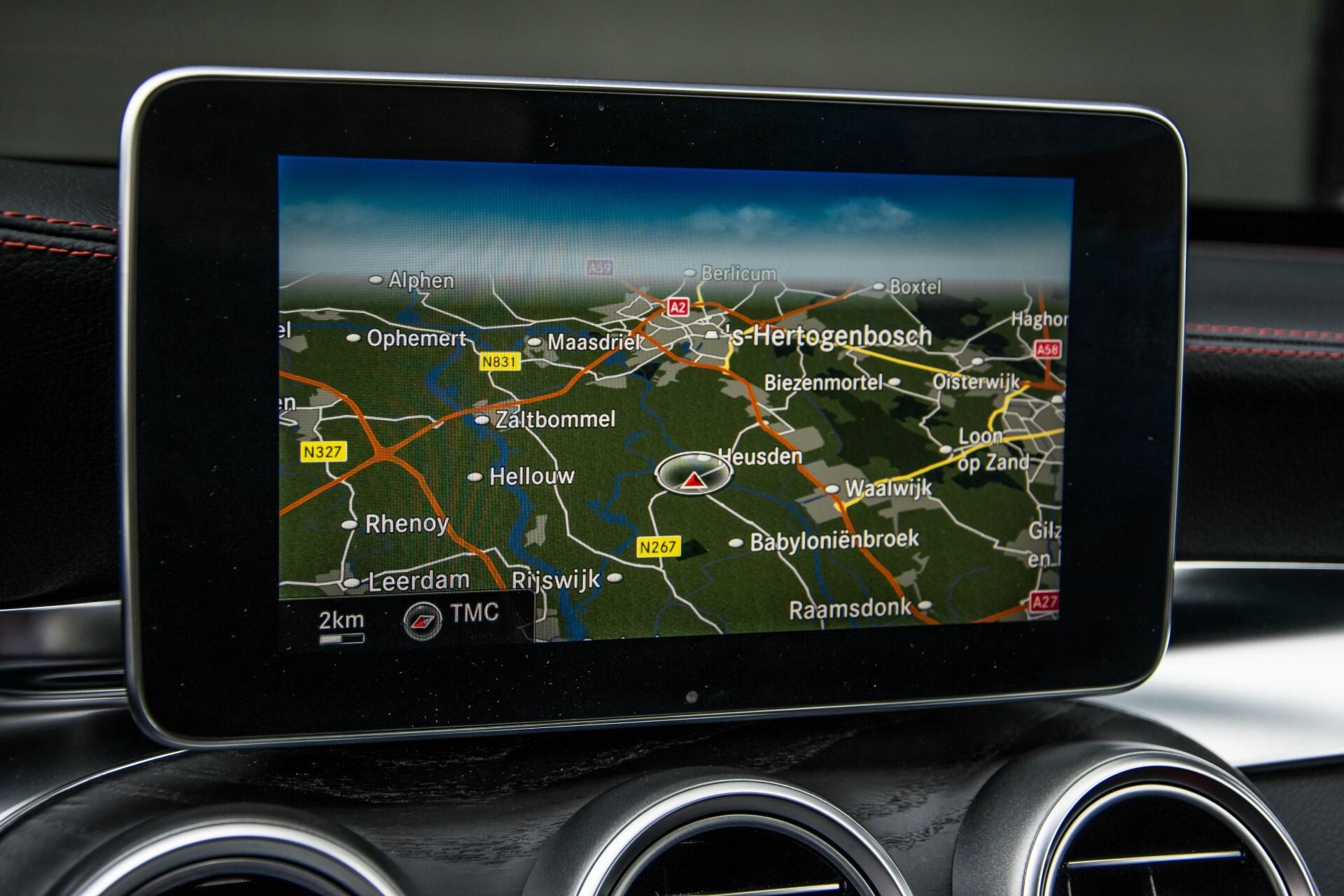 Mercedes-Benz C-Klasse 63 AMG Panorama Nappa/Spoorpakket/Camera/Performance stuur Aut7 Foto 18