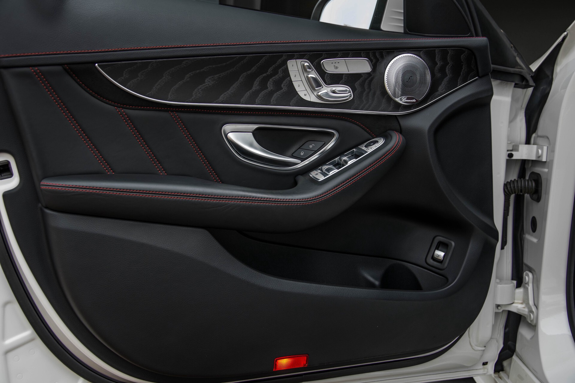 Mercedes-Benz C-Klasse 63 AMG Panorama Nappa/Spoorpakket/Camera/Performance stuur Aut7 Foto 23