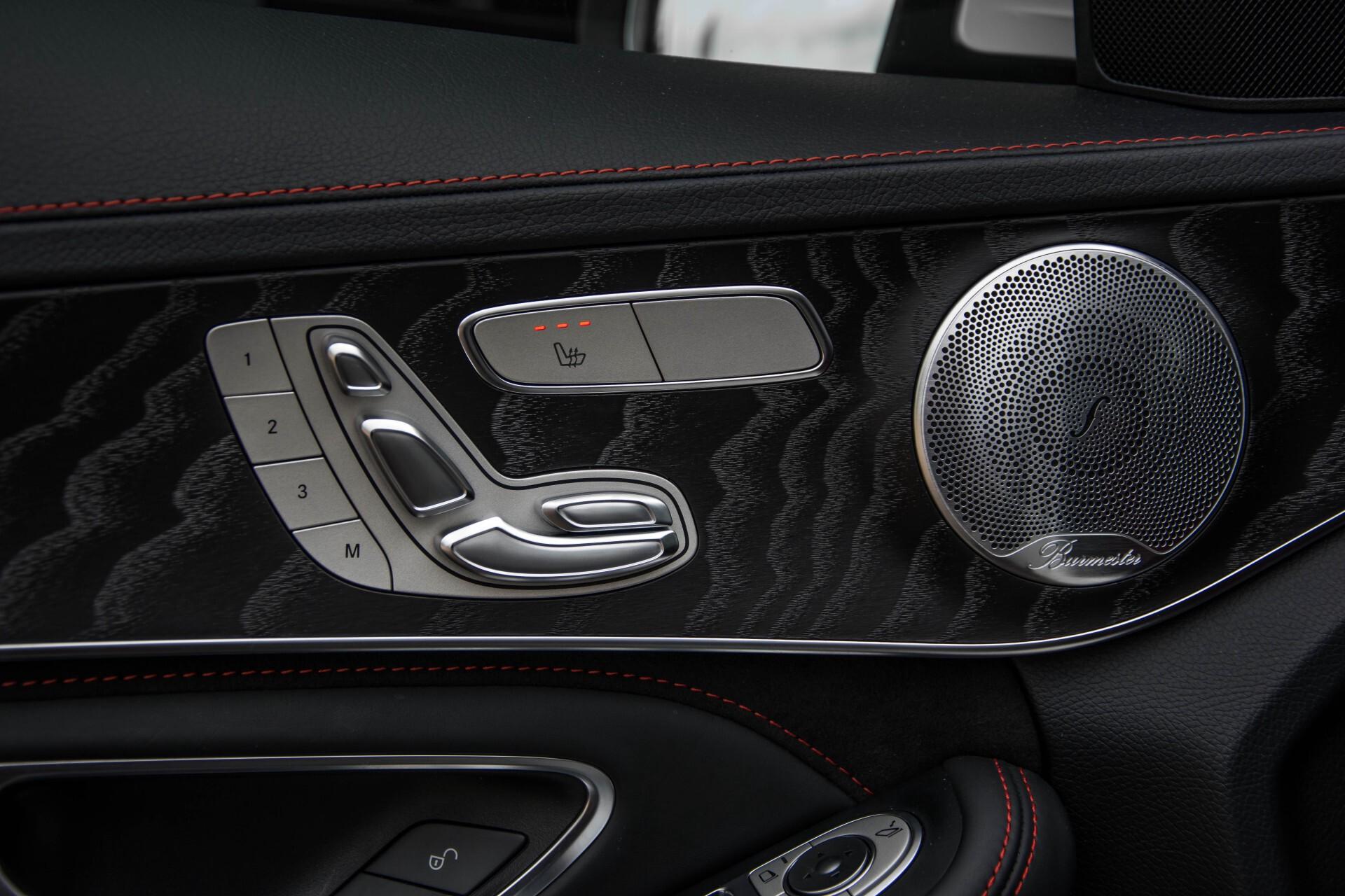 Mercedes-Benz C-Klasse 63 AMG Panorama Nappa/Spoorpakket/Camera/Performance stuur Aut7 Foto 25