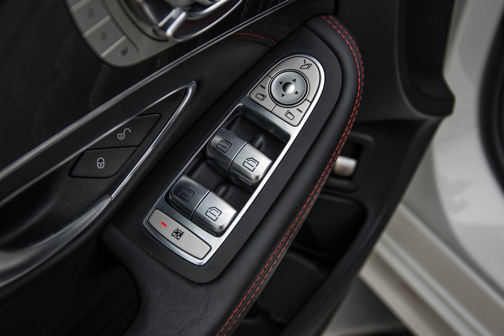 Mercedes-Benz C-Klasse 63 AMG Panorama Nappa/Spoorpakket/Camera/Performance stuur Aut7 Foto 27