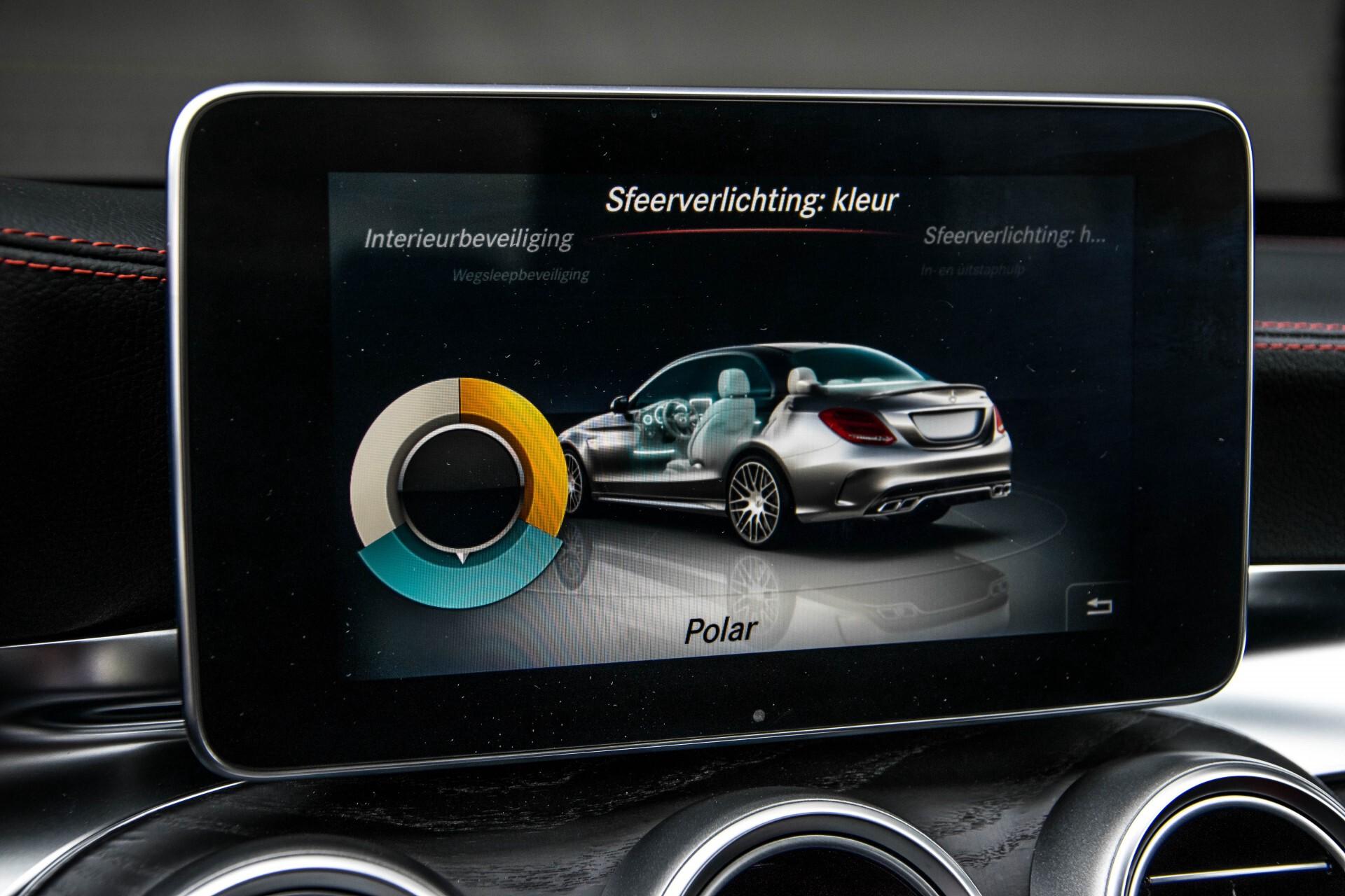 Mercedes-Benz C-Klasse 63 AMG Panorama Nappa/Spoorpakket/Camera/Performance stuur Aut7 Foto 30