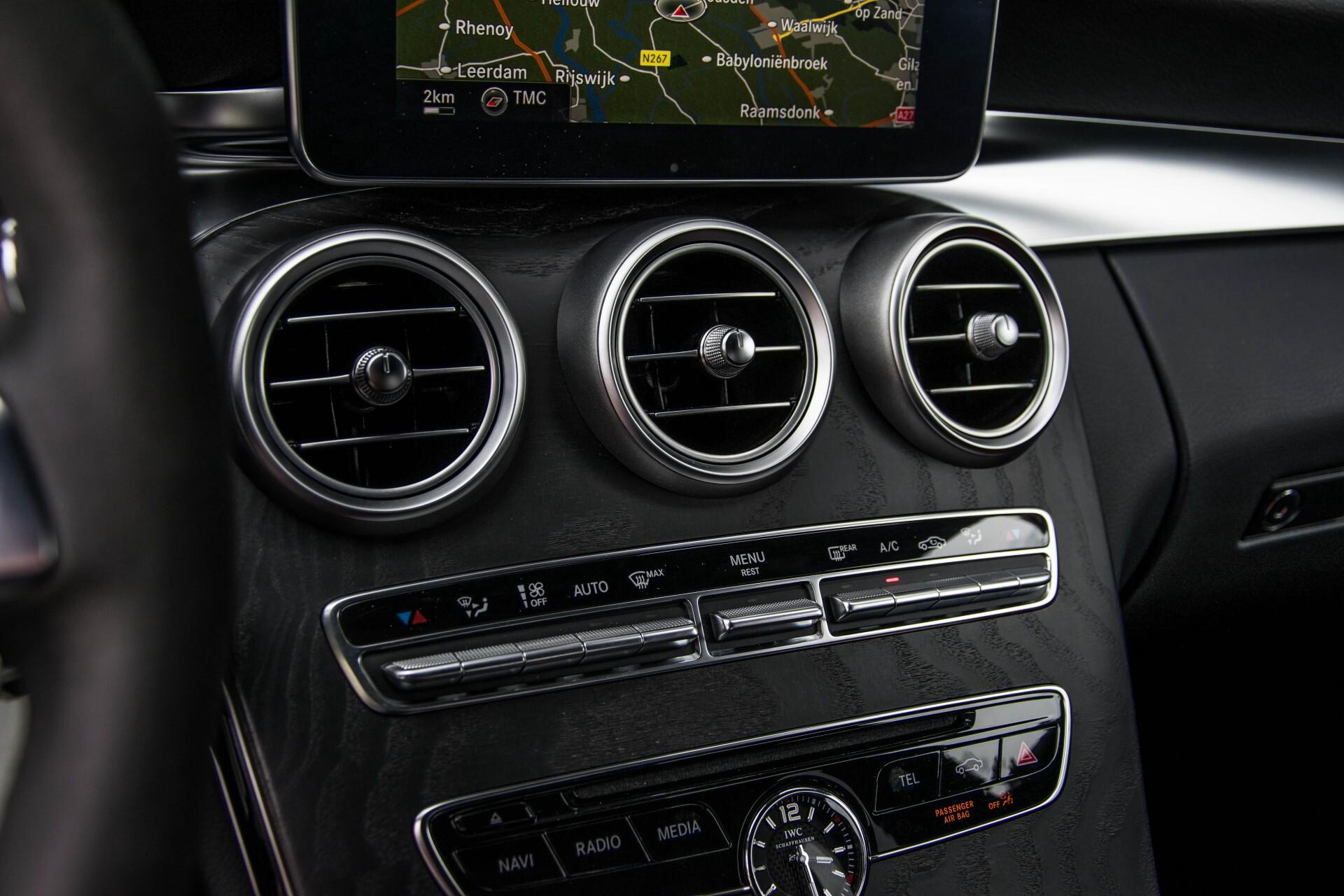 Mercedes-Benz C-Klasse 63 AMG Panorama Nappa/Spoorpakket/Camera/Performance stuur Aut7 Foto 37