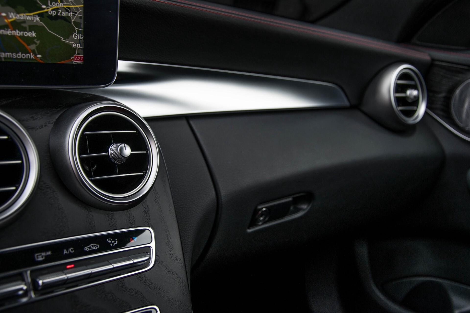 Mercedes-Benz C-Klasse 63 AMG Panorama Nappa/Spoorpakket/Camera/Performance stuur Aut7 Foto 42