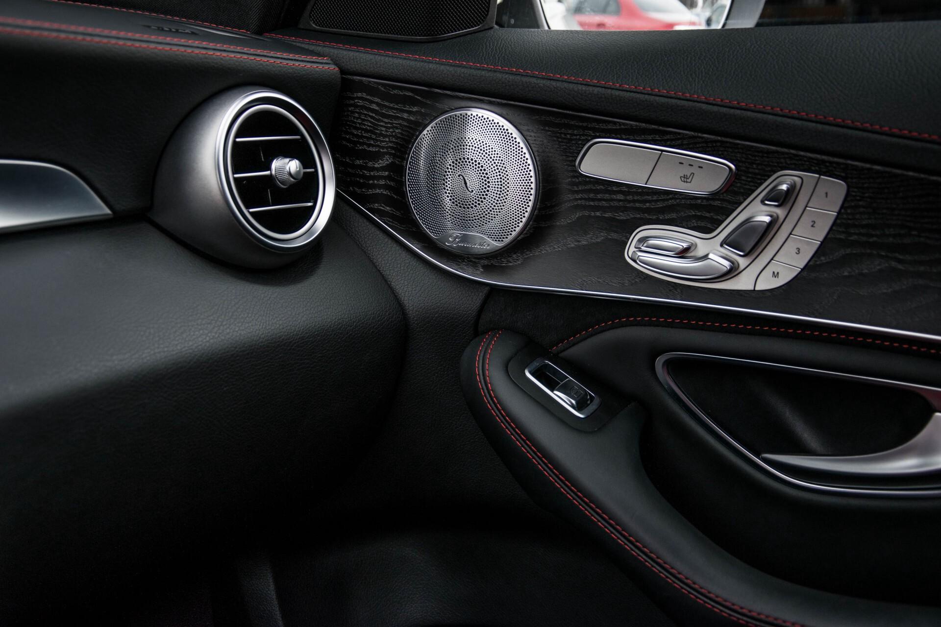 Mercedes-Benz C-Klasse 63 AMG Panorama Nappa/Spoorpakket/Camera/Performance stuur Aut7 Foto 43