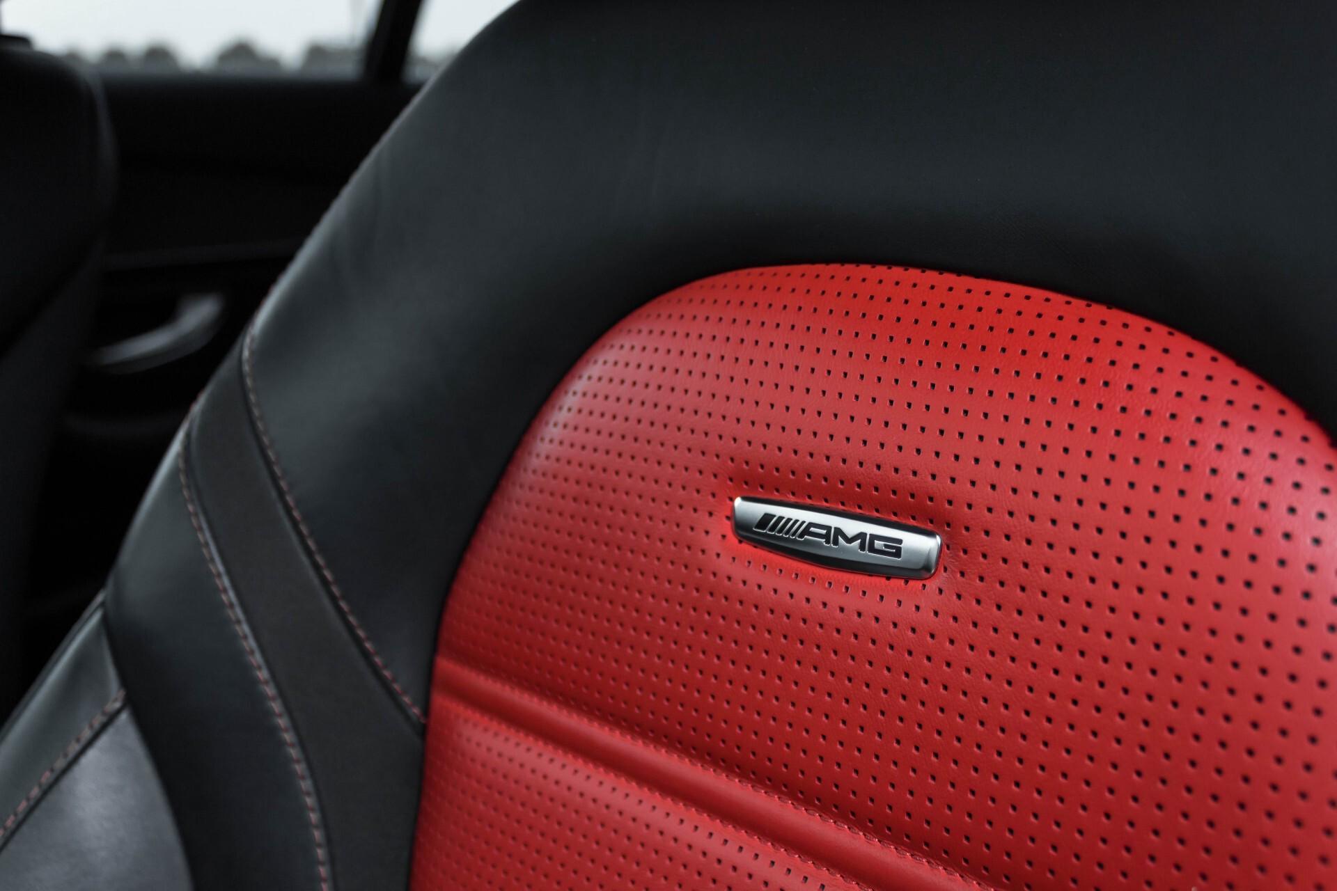 Mercedes-Benz C-Klasse 63 AMG Panorama Nappa/Spoorpakket/Camera/Performance stuur Aut7 Foto 48