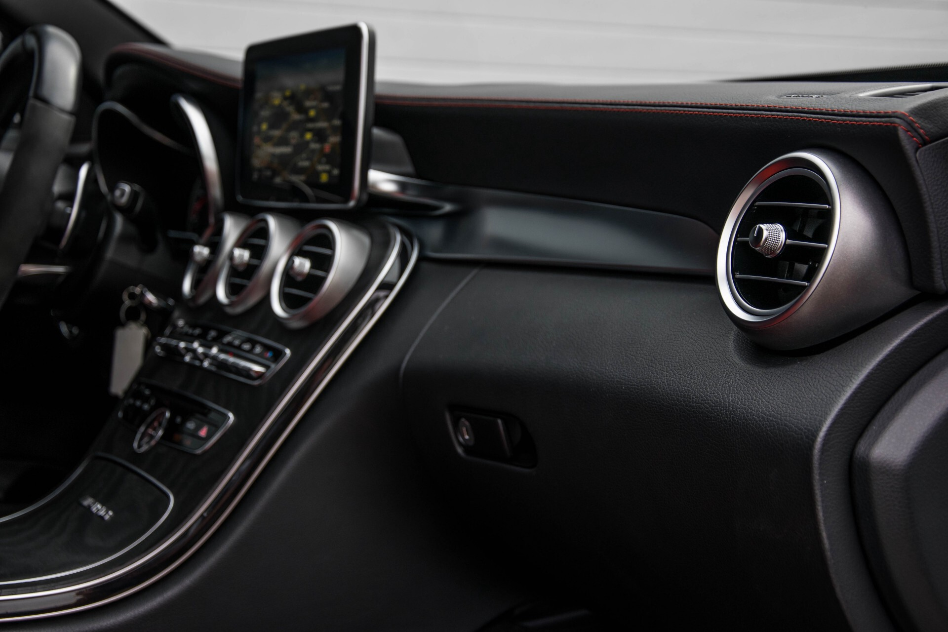 Mercedes-Benz C-Klasse 63 AMG Panorama Nappa/Spoorpakket/Camera/Performance stuur Aut7 Foto 49