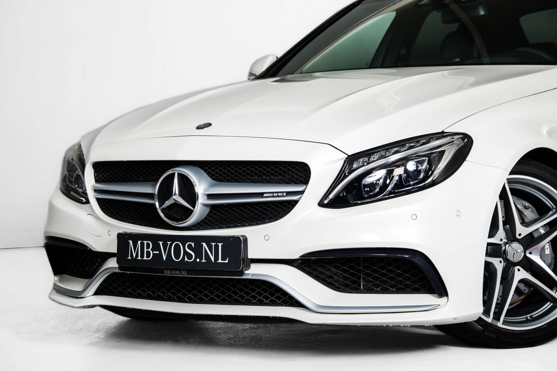 Mercedes-Benz C-Klasse 63 AMG Panorama Nappa/Spoorpakket/Camera/Performance stuur Aut7 Foto 55