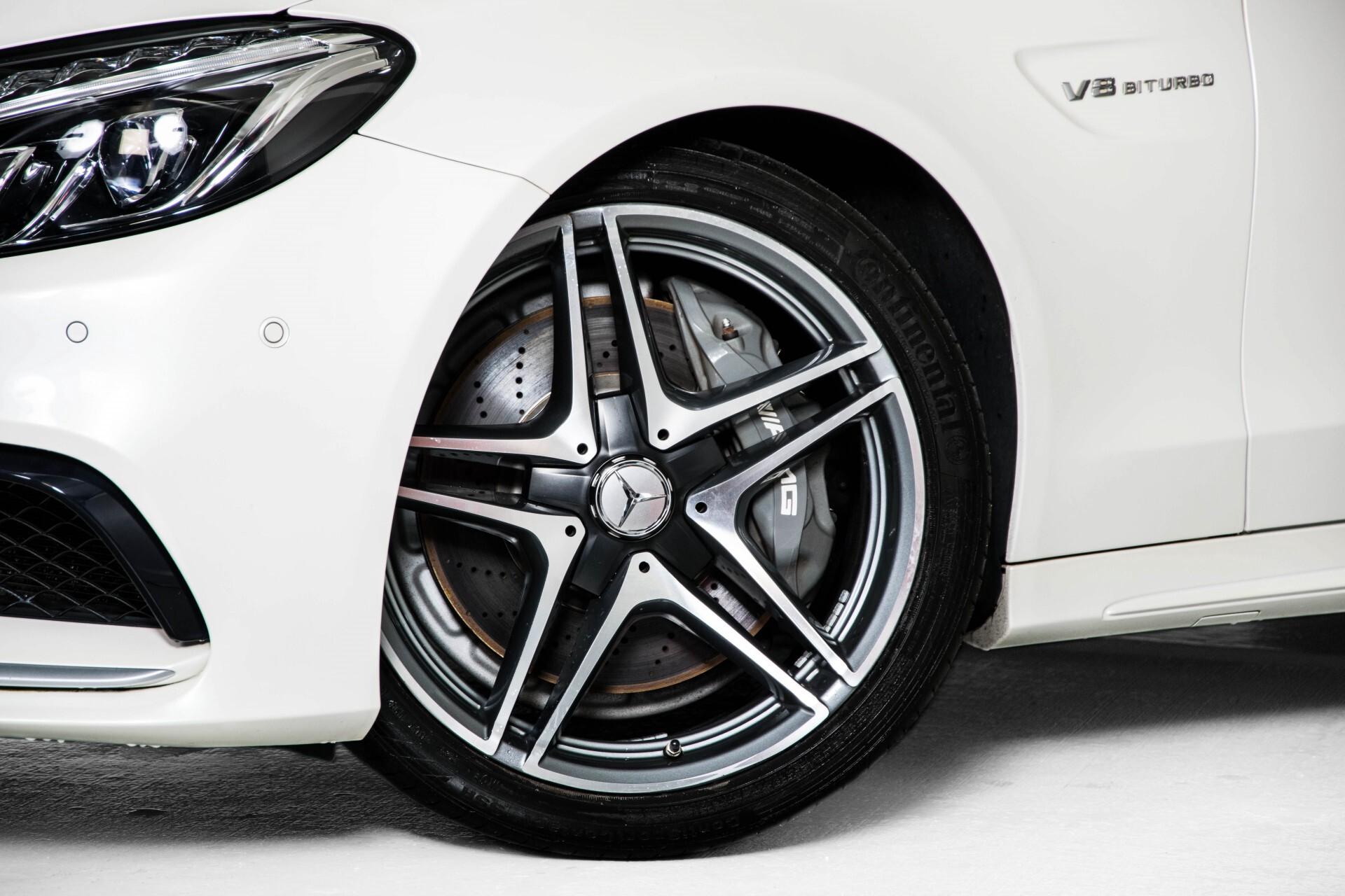 Mercedes-Benz C-Klasse 63 AMG Panorama Nappa/Spoorpakket/Camera/Performance stuur Aut7 Foto 57