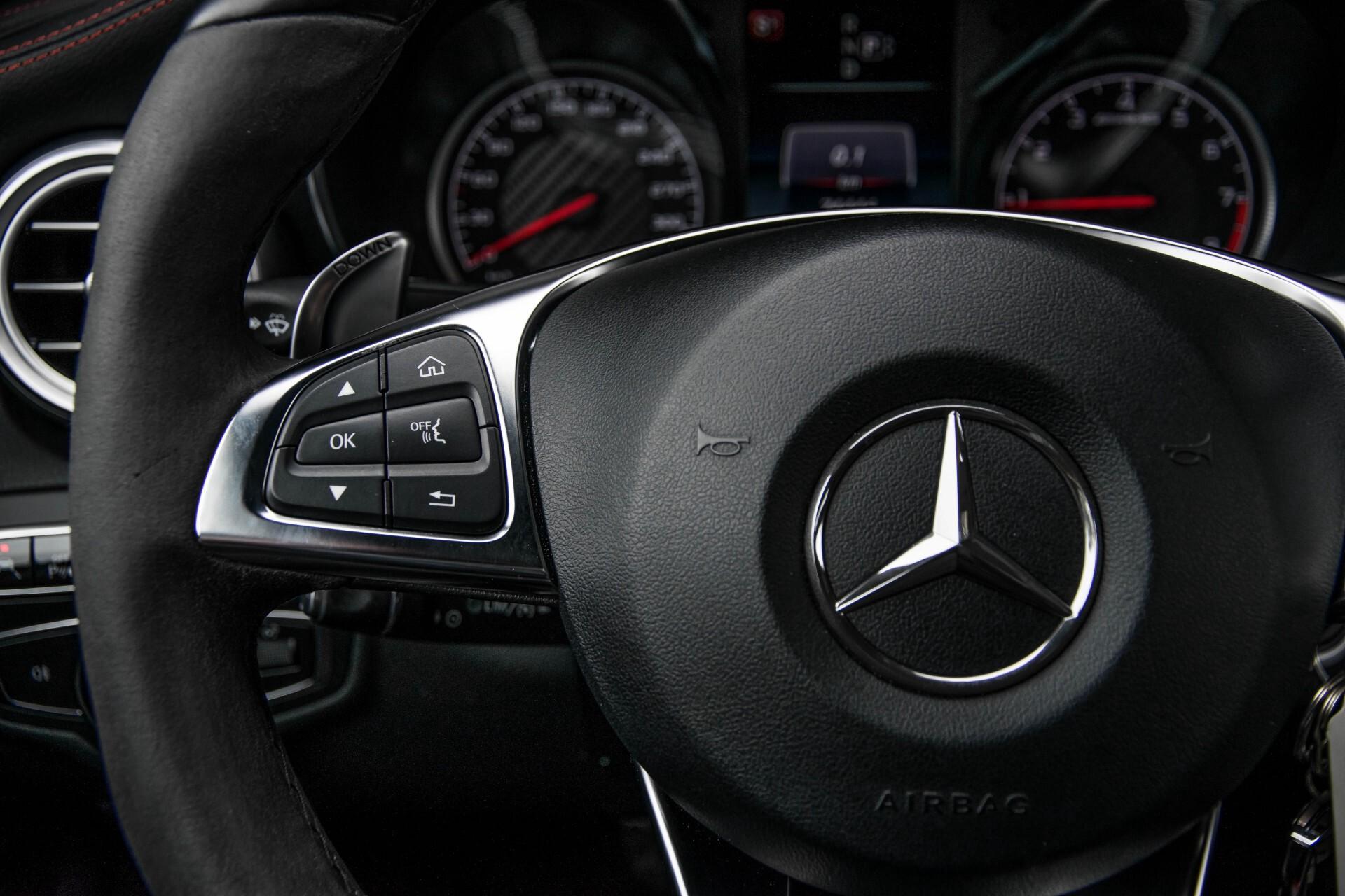 Mercedes-Benz C-Klasse 63 AMG Panorama Nappa/Spoorpakket/Camera/Performance stuur Aut7 Foto 9