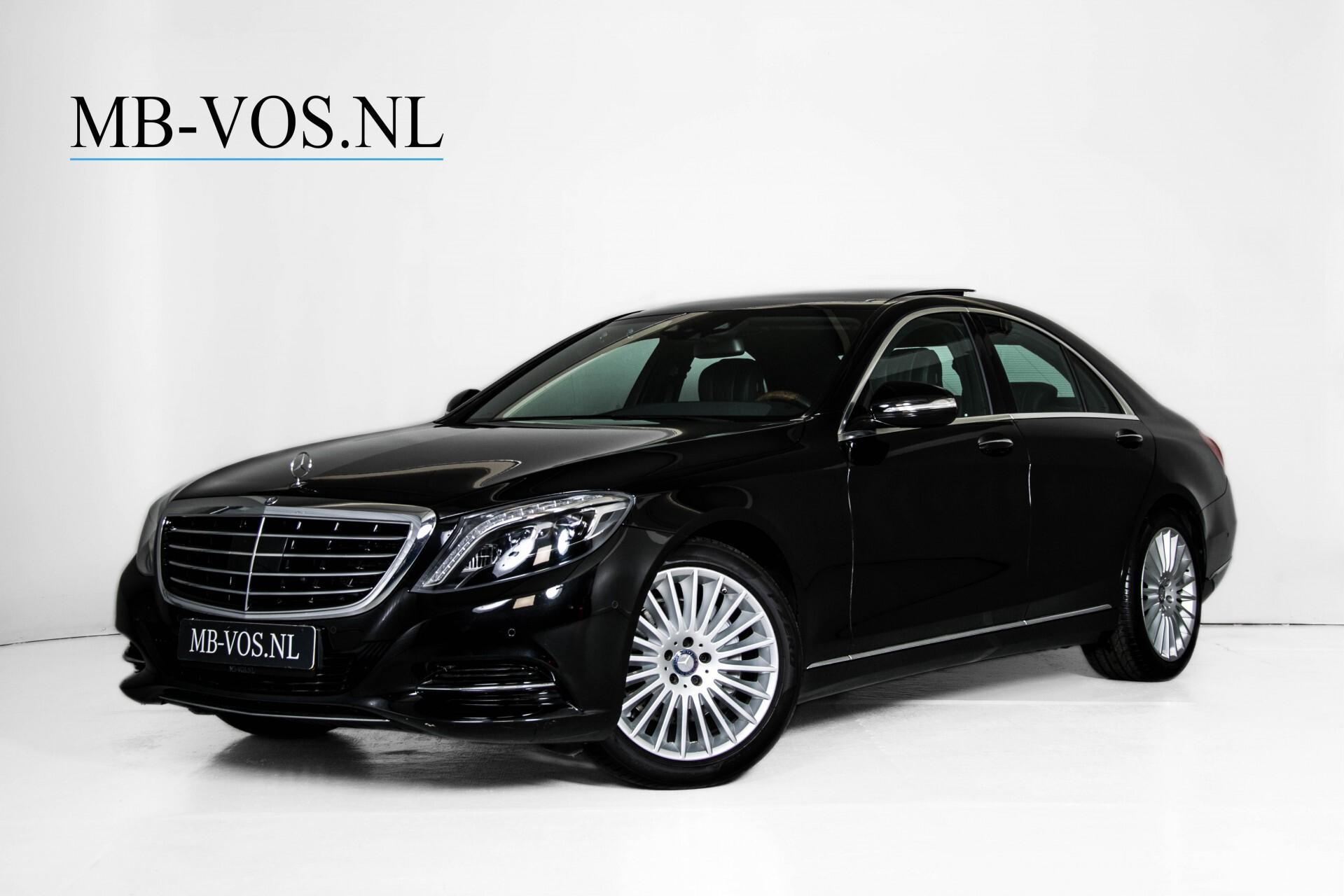 Mercedes-Benz S-Klasse 350 Bluetec Prestige/Pano/Camera/Distronic/Memory/Wegkl-Trekhaak 1ste eigenaar Aut7 Foto 1