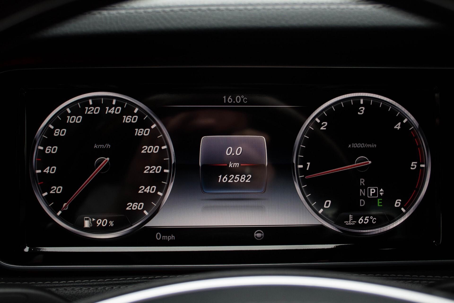 Mercedes-Benz S-Klasse 350 Bluetec Prestige/Pano/Camera/Distronic/Memory/Wegkl-Trekhaak 1ste eigenaar Aut7 Foto 10
