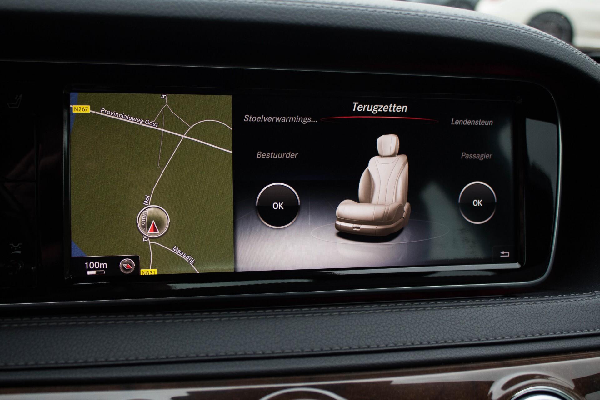 Mercedes-Benz S-Klasse 350 Bluetec Prestige/Pano/Camera/Distronic/Memory/Wegkl-Trekhaak 1ste eigenaar Aut7 Foto 14