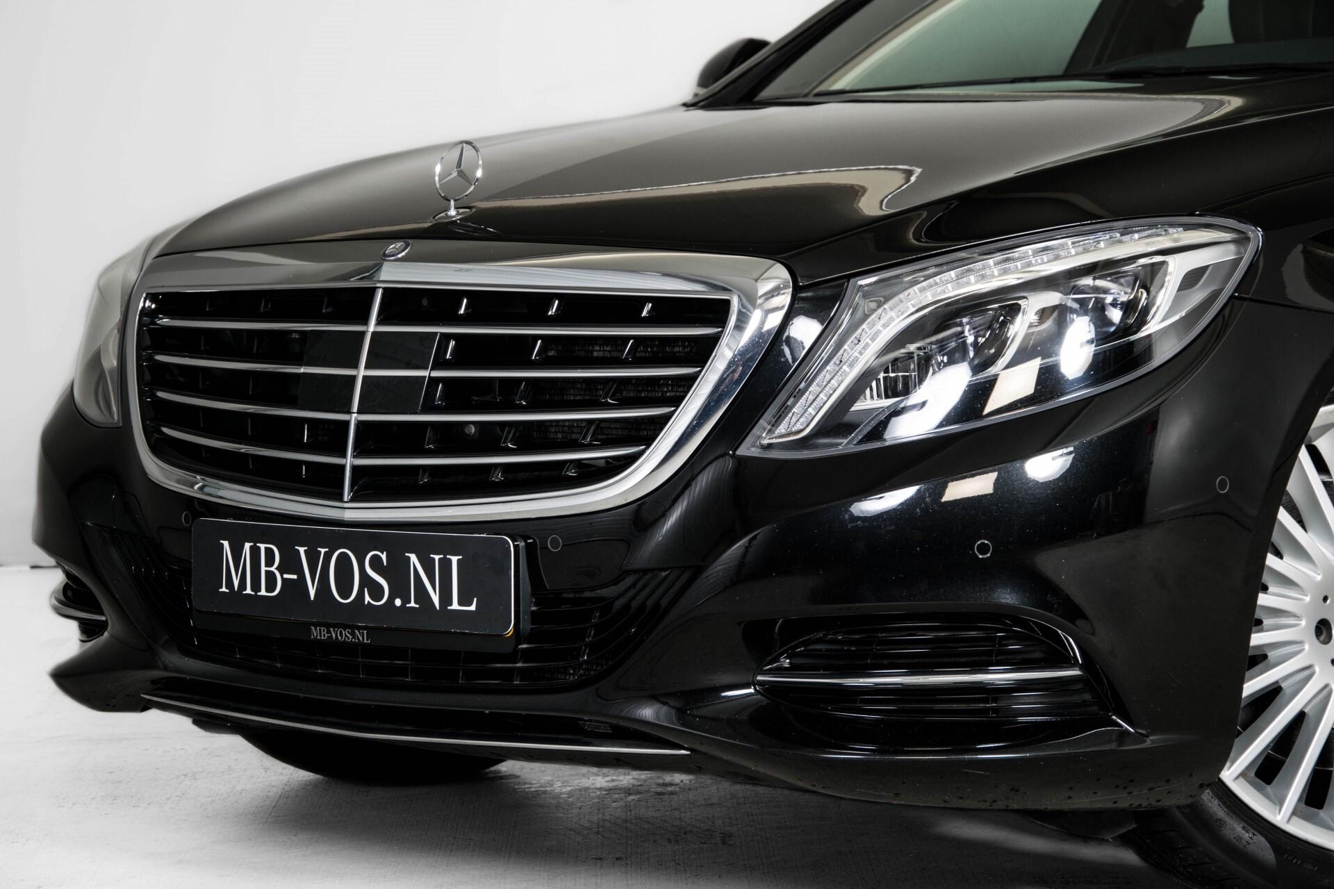 Mercedes-Benz S-Klasse 350 Bluetec Prestige/Pano/Camera/Distronic/Memory/Wegkl-Trekhaak 1ste eigenaar Aut7 Foto 35