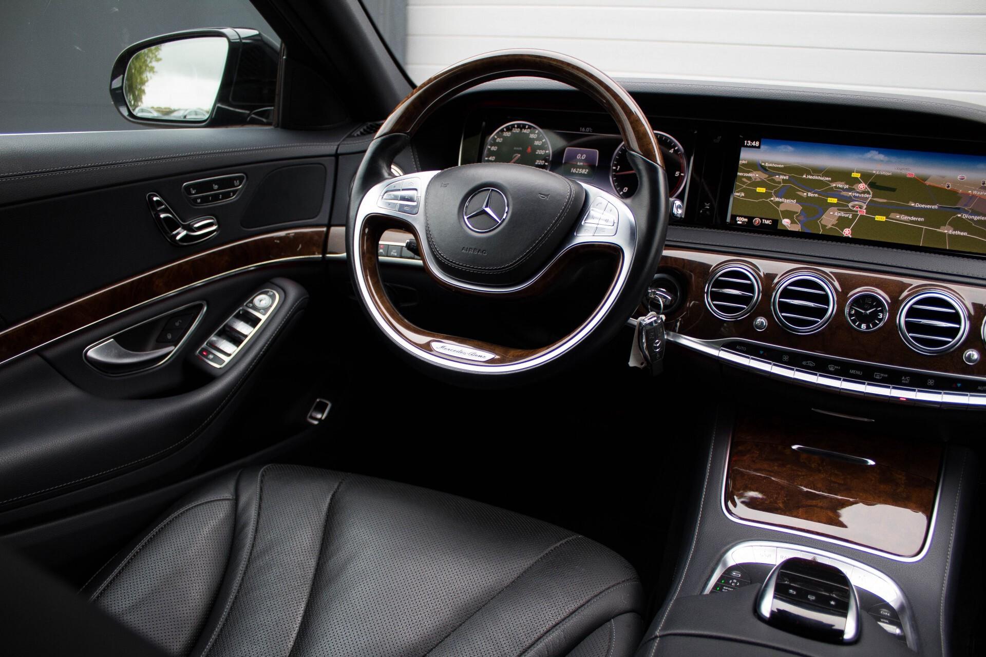 Mercedes-Benz S-Klasse 350 Bluetec Prestige/Pano/Camera/Distronic/Memory/Wegkl-Trekhaak 1ste eigenaar Aut7 Foto 6
